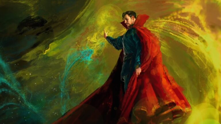 Doctor Strange Background