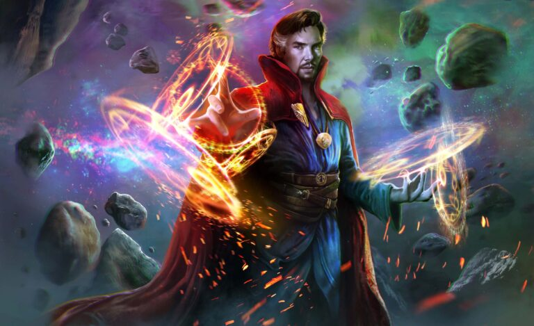 Doctor Strange Photos