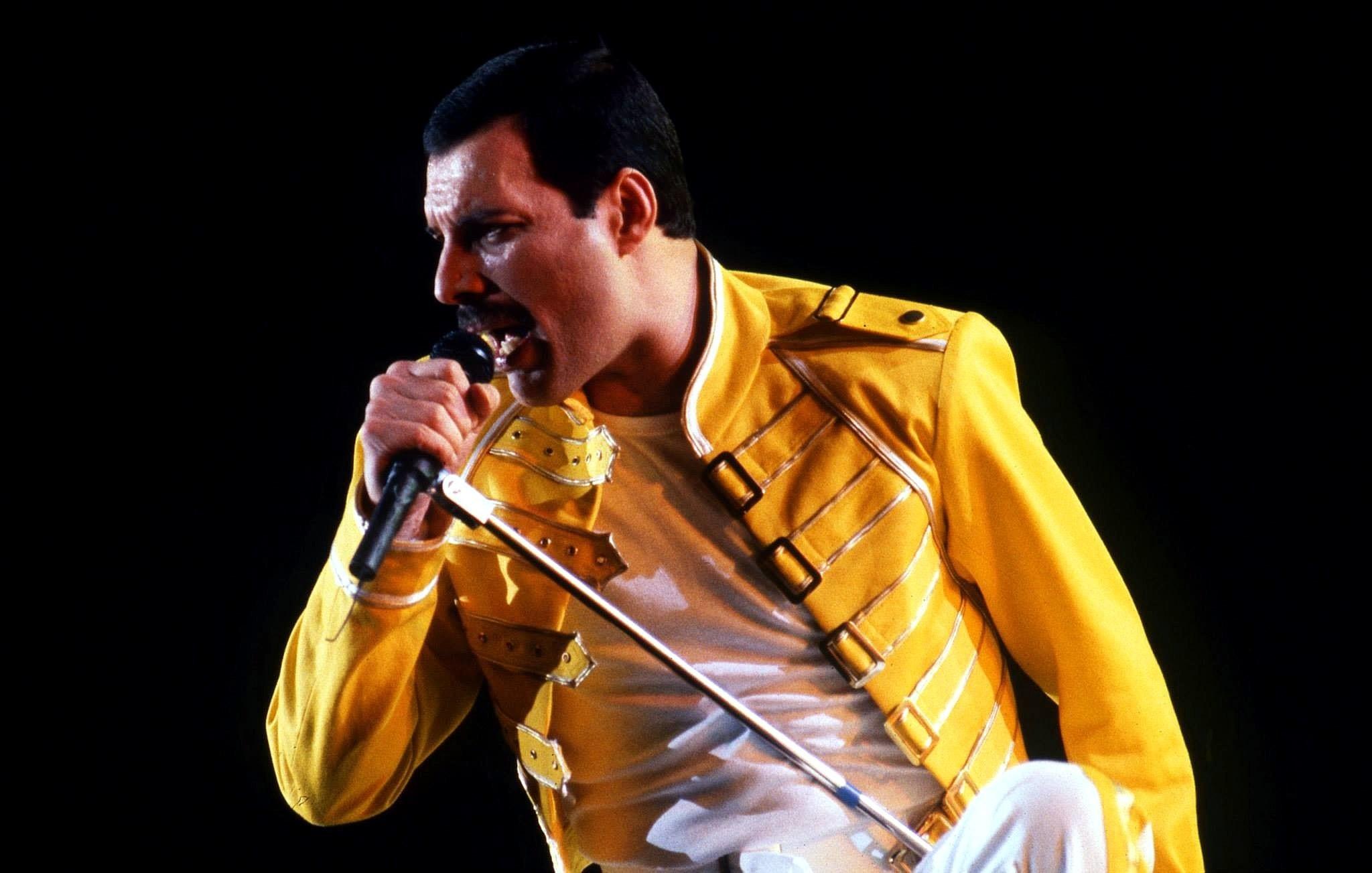 Freddie Mercury 8