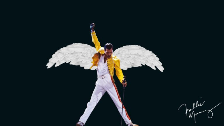 Freddie Mercury Laptop Wallpapers