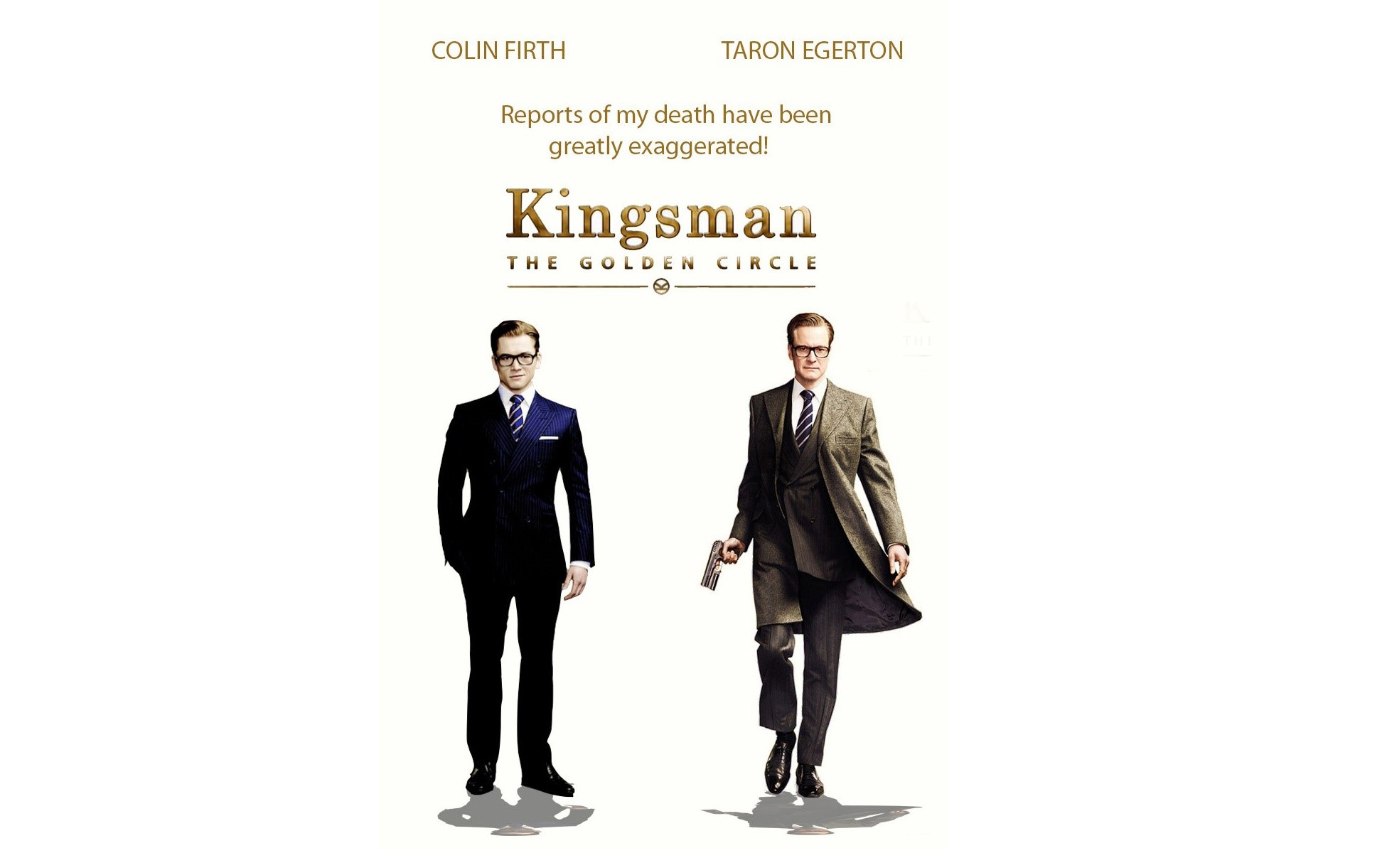 Kingsman: The Golden Circle Wallpapers