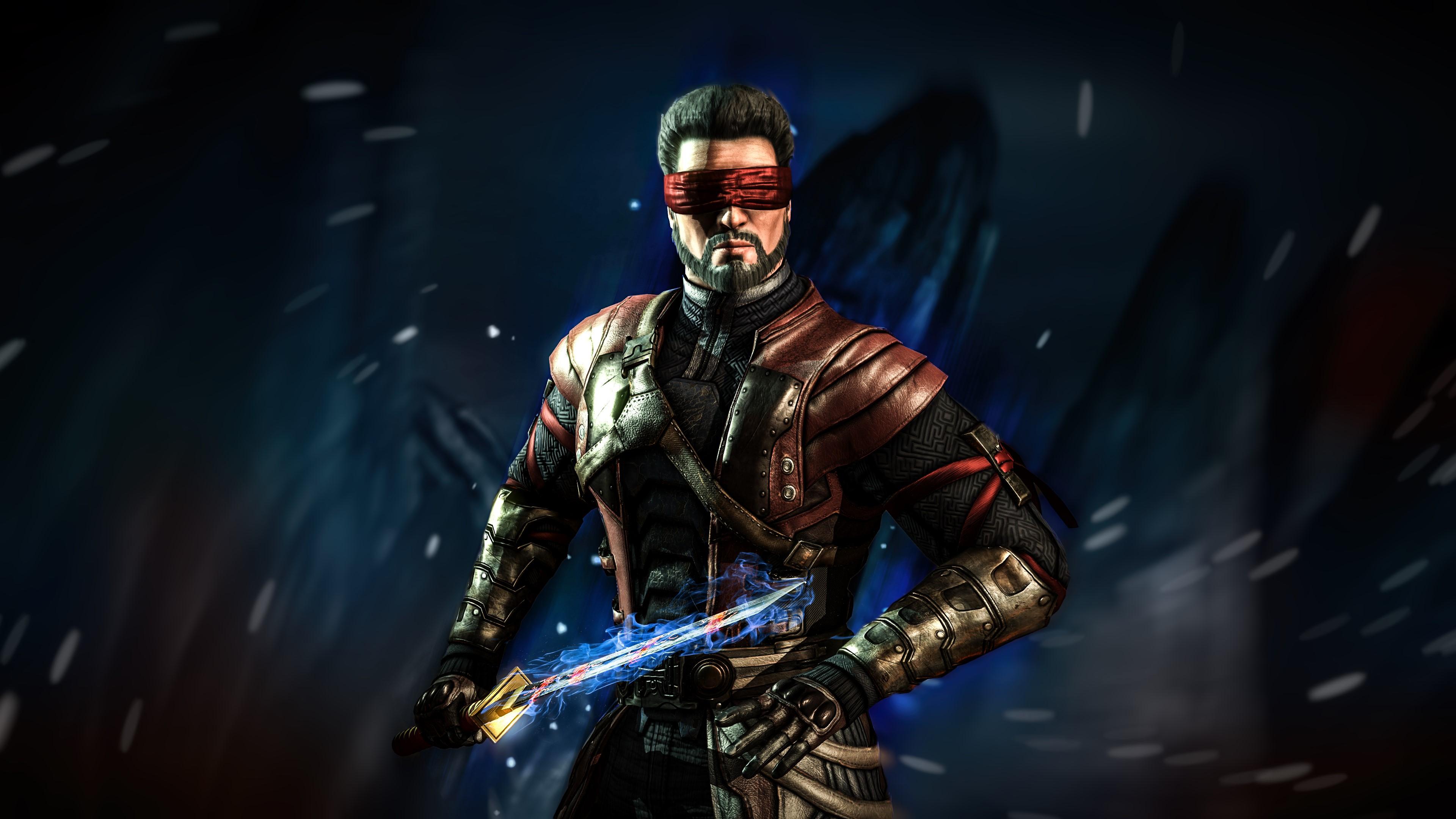 Mortal Kombat Background images