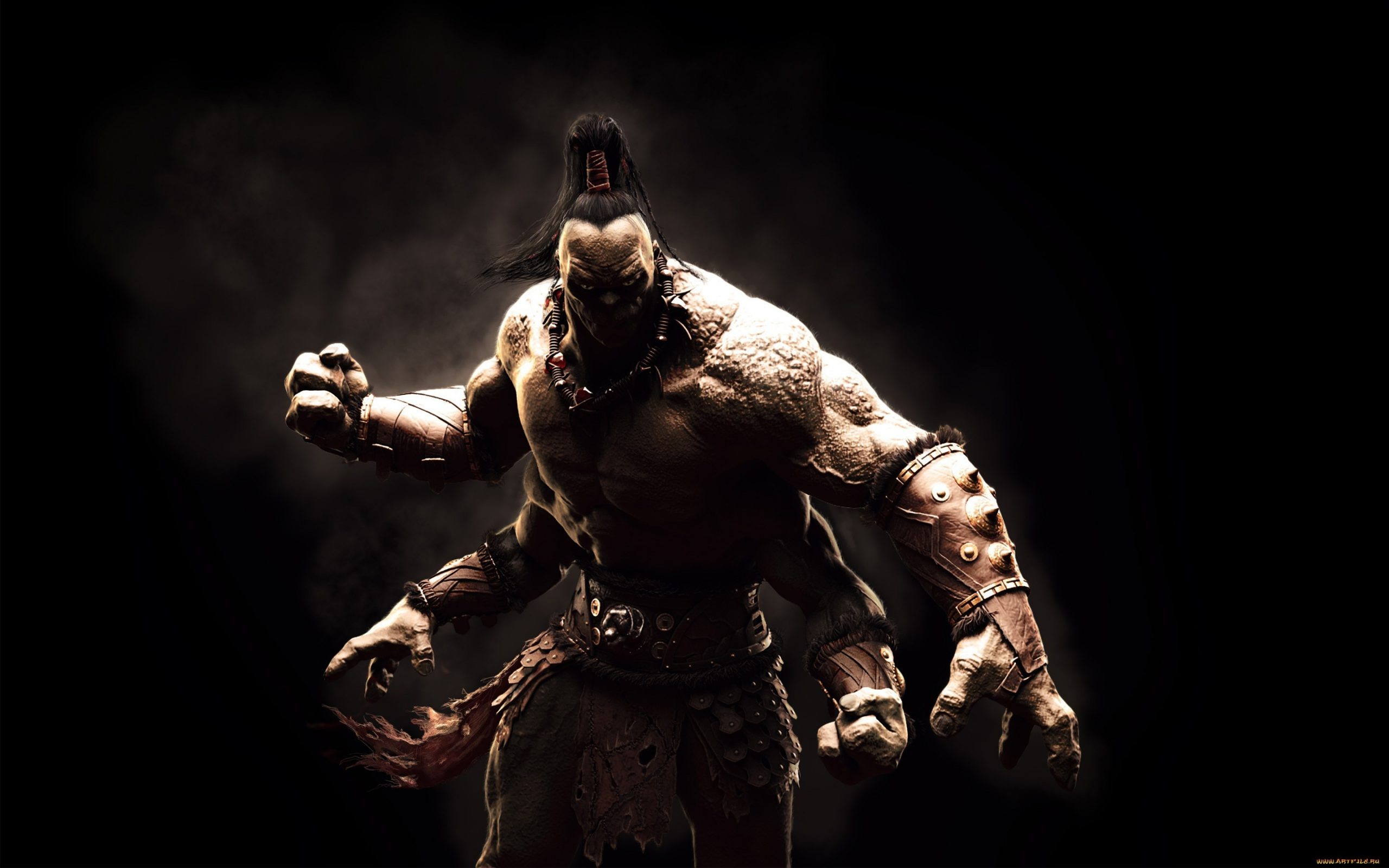 Mortal Kombat Desktop