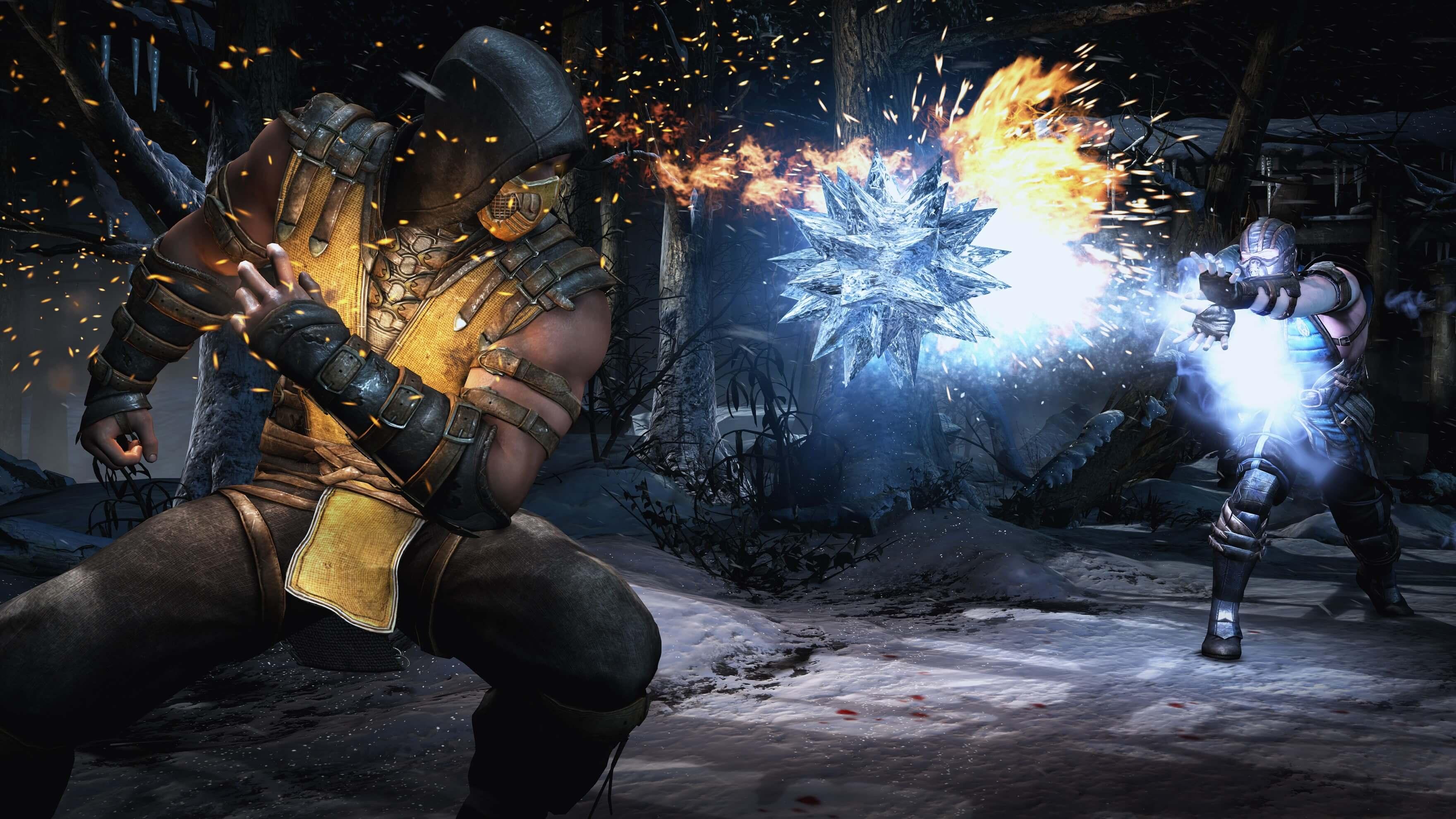 Mortal Kombat Pics