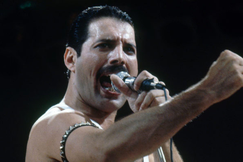 Pictures of Freddie Mercury