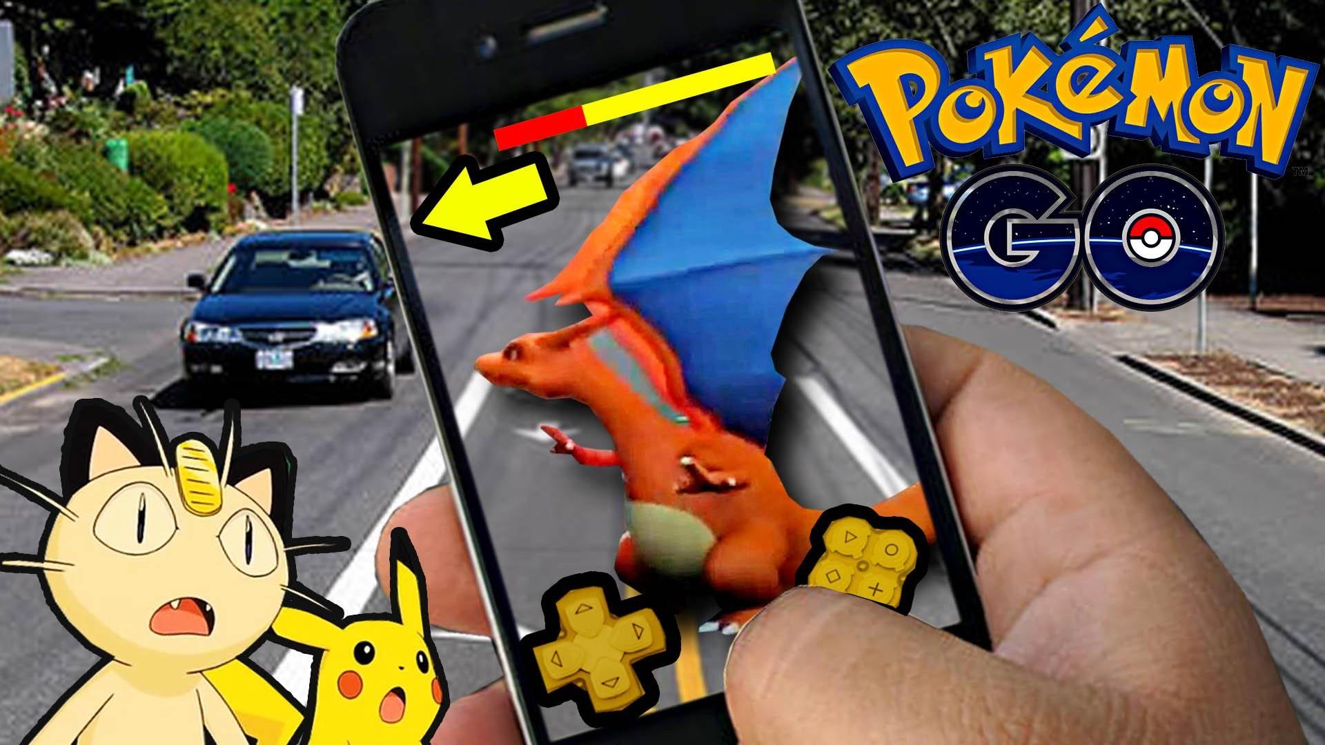 Pokemon Go Photos