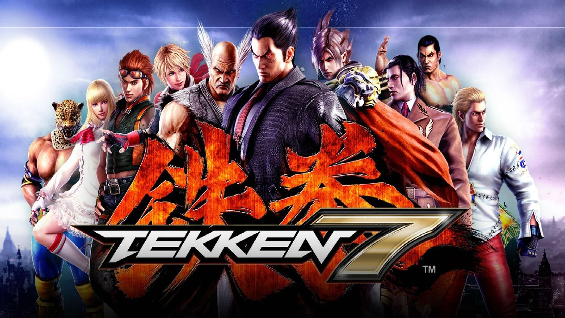 Tekken Pics