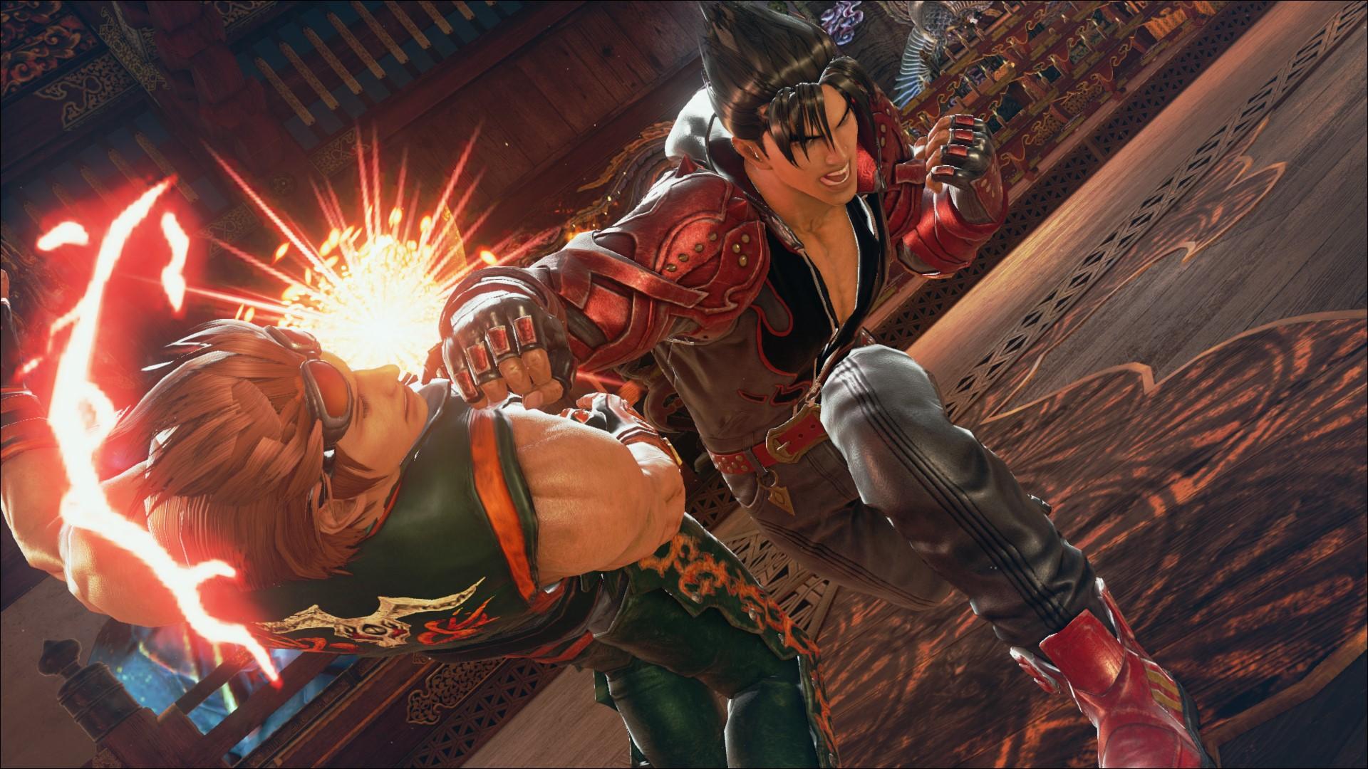 Tekken images