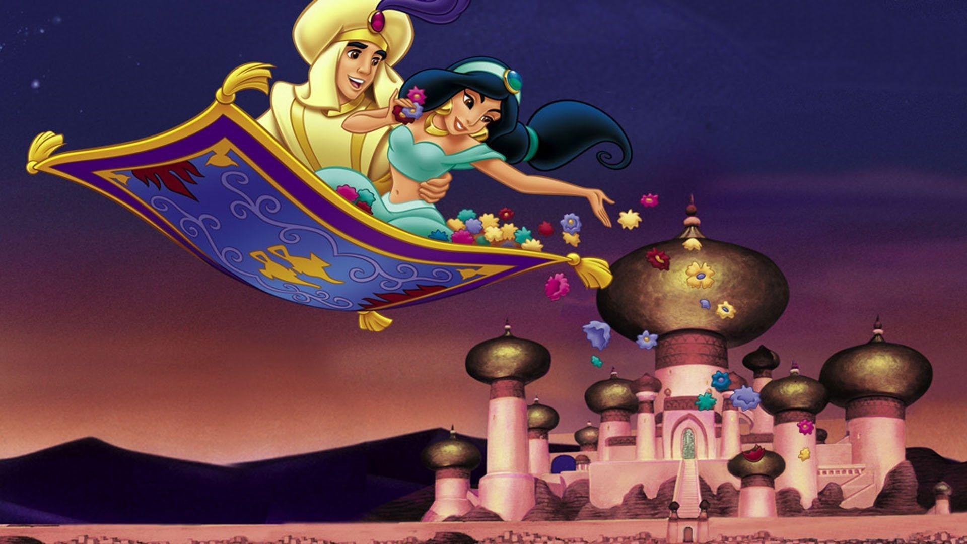 Aladdin Photos