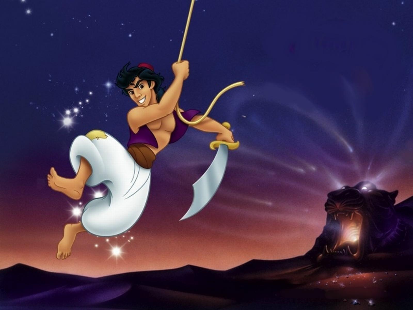 Aladdin Wallpapers 2