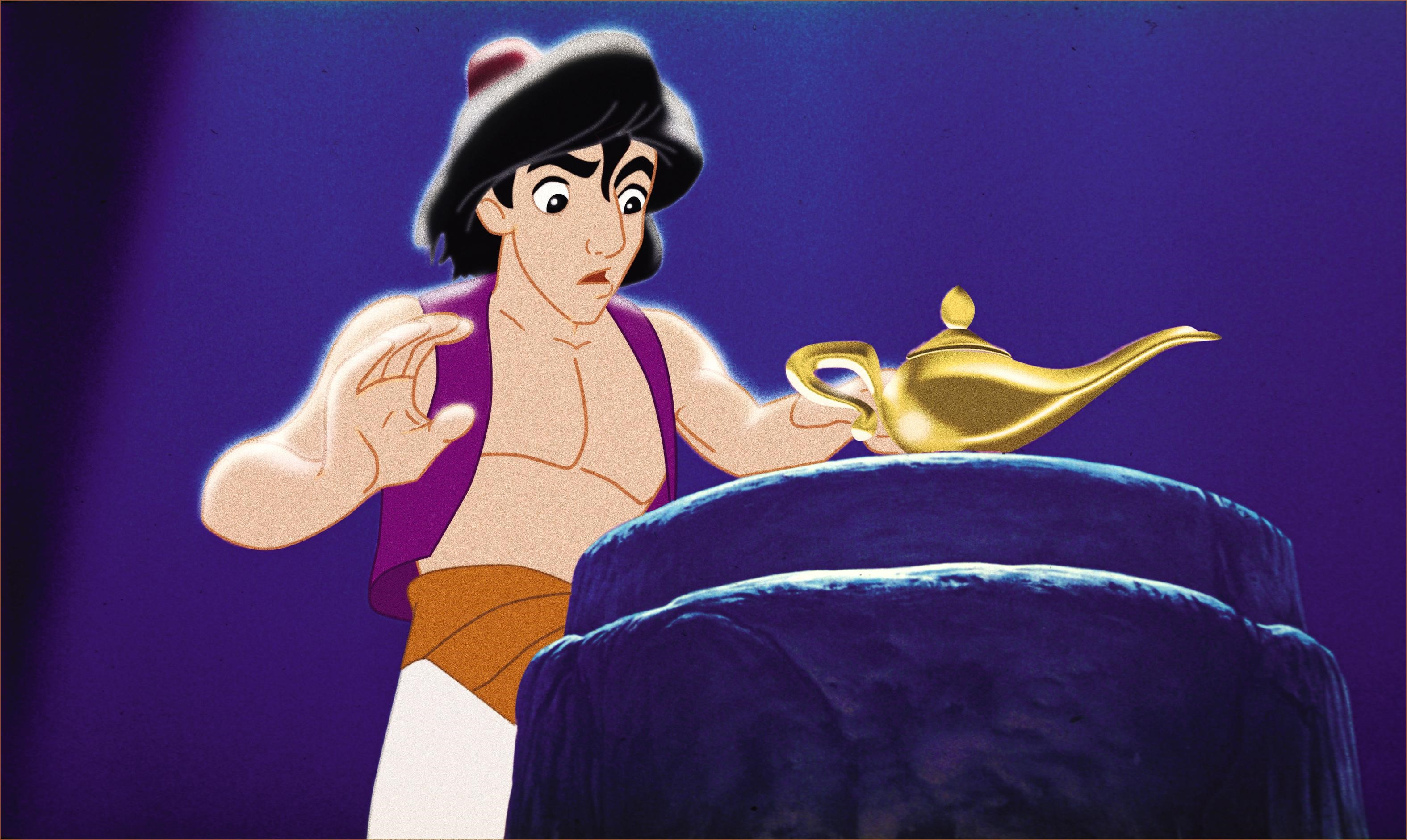 Aladdin Wallpapers 3