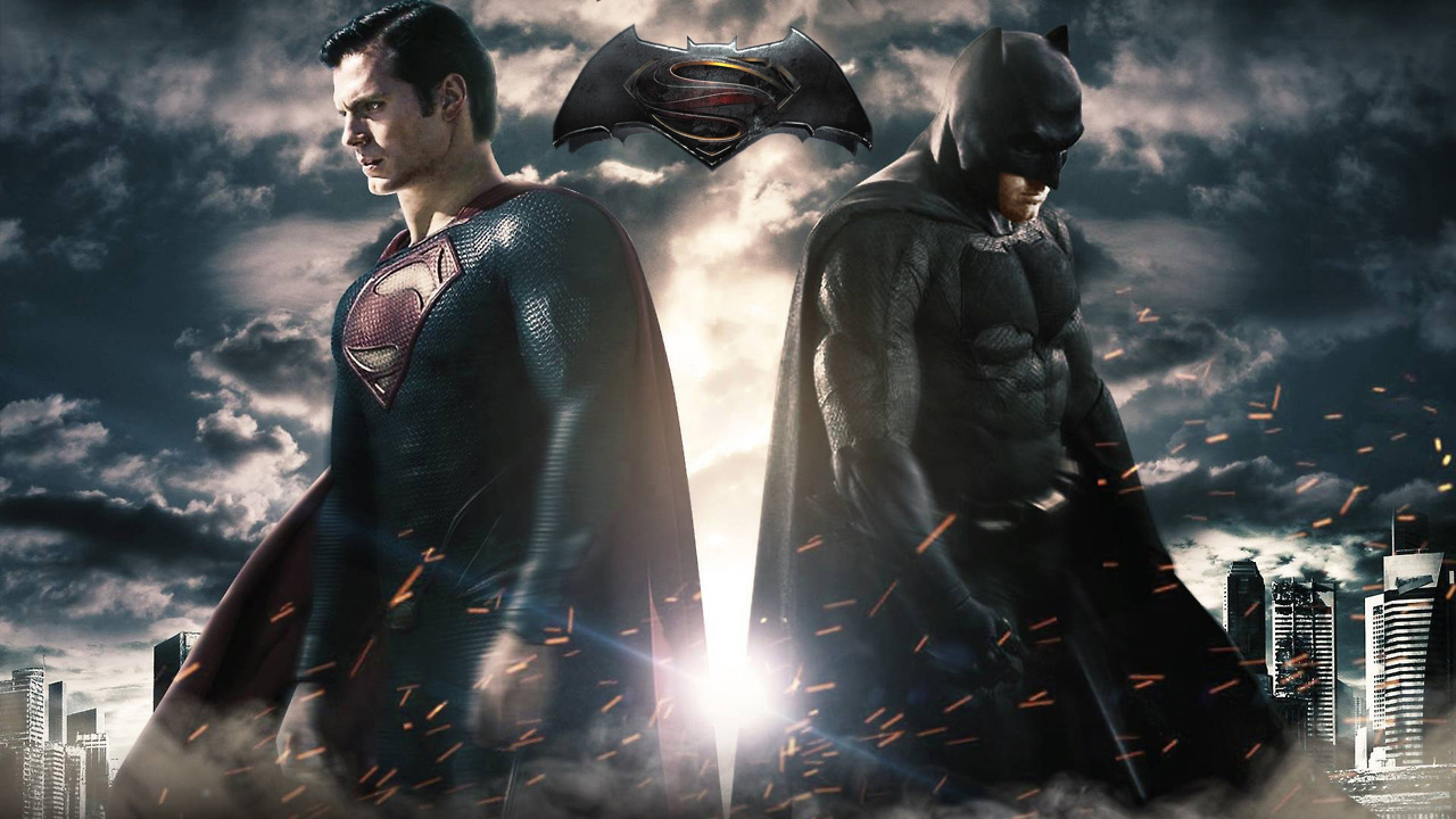 Batman v Superman Dawn of Justice 2
