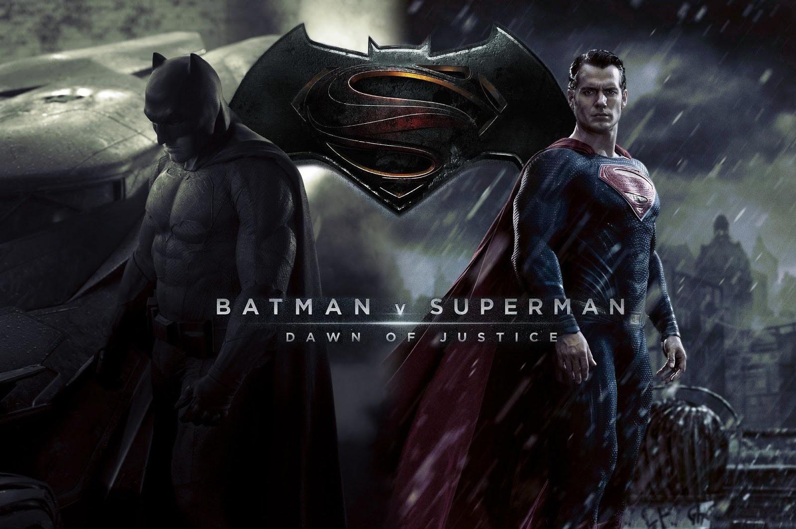 Batman v Superman Dawn of Justice Background