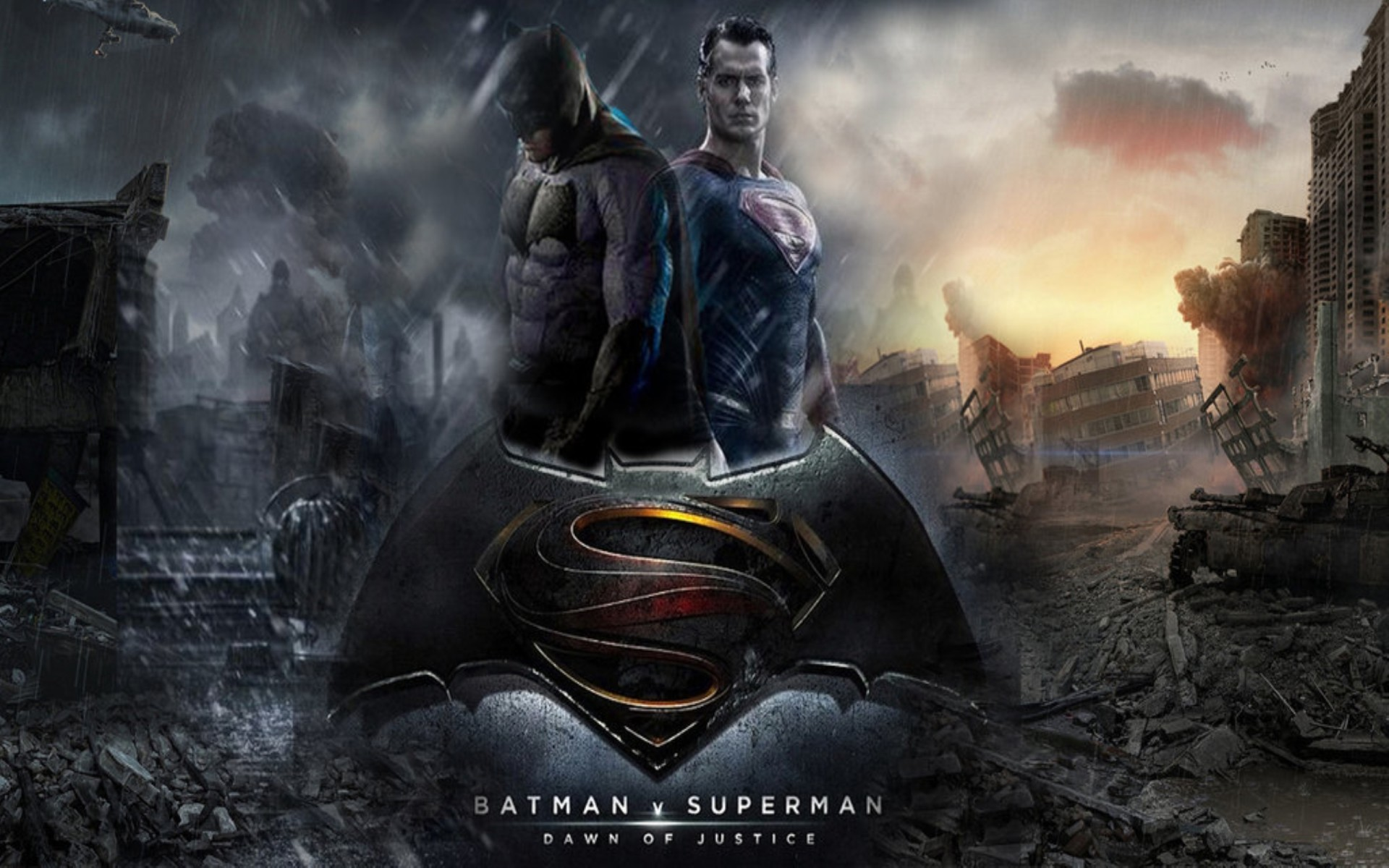 Batman v Superman Dawn of Justice Computer Wallpapers