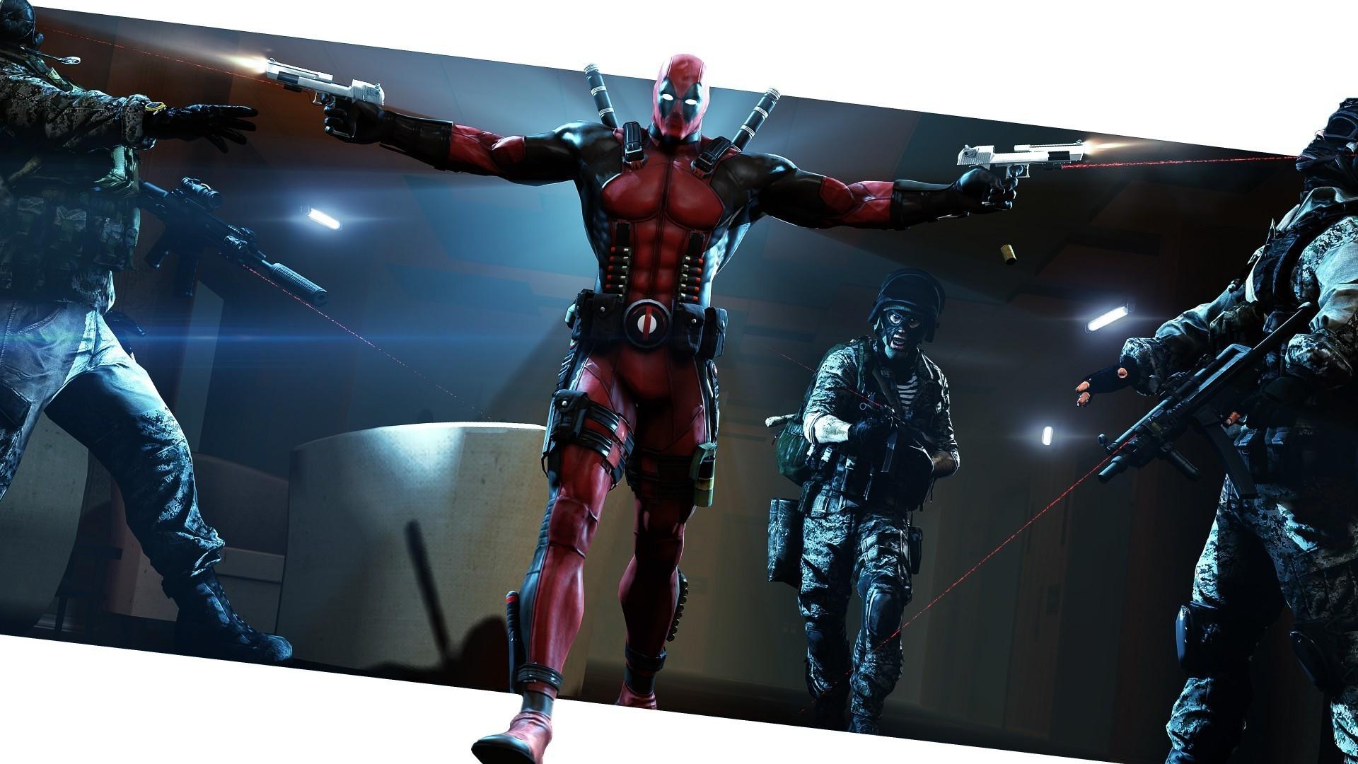 Deadpool Desktop image