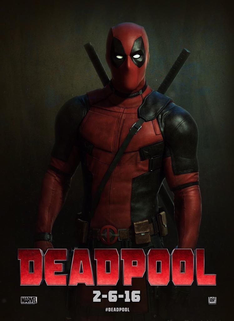Deadpool Pics