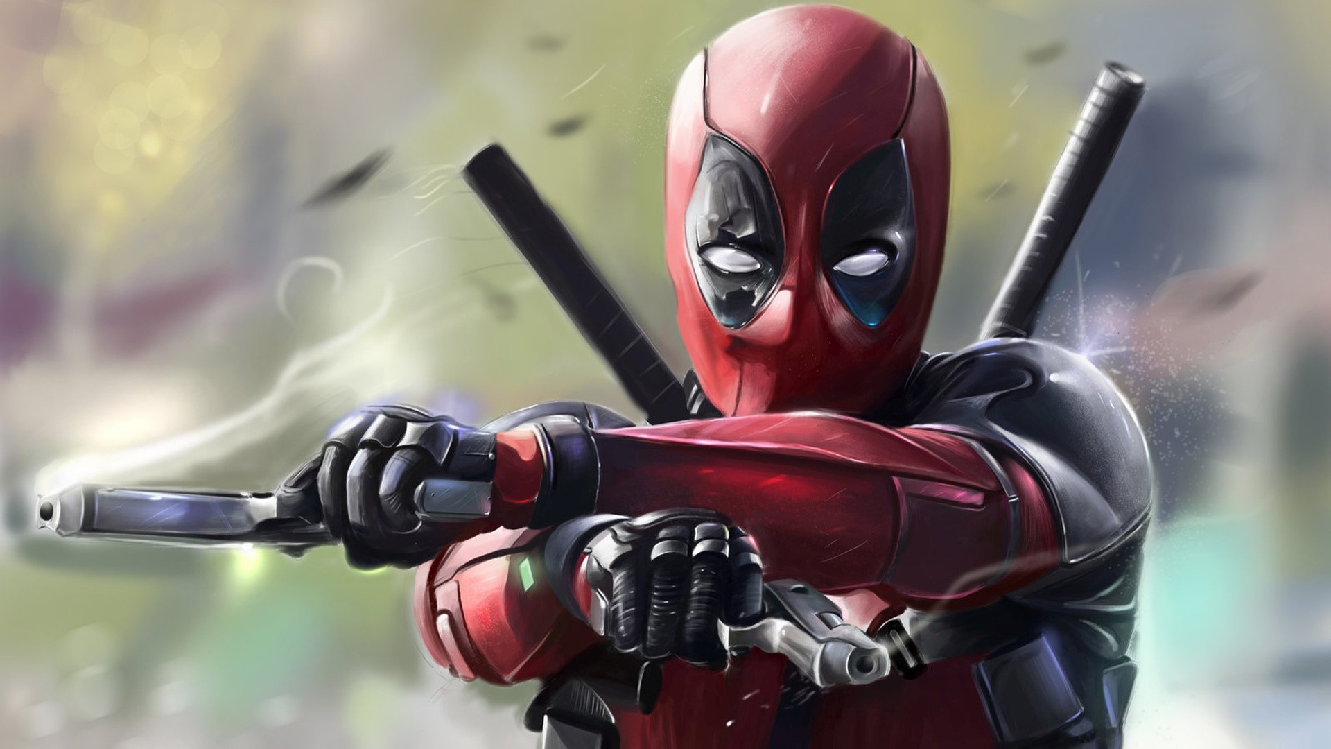 Deadpool Wallpapers 2