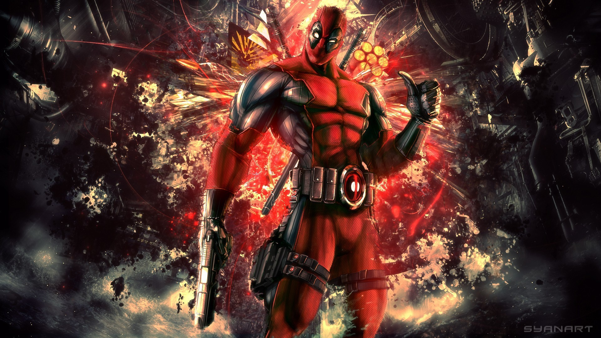 Deadpool Windows Wallpapers