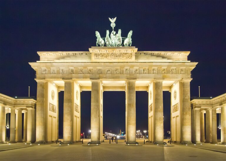 Berlin Background image