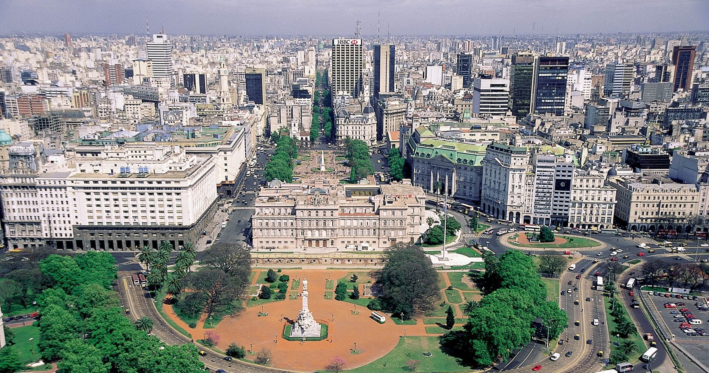 Buenos Aires Background