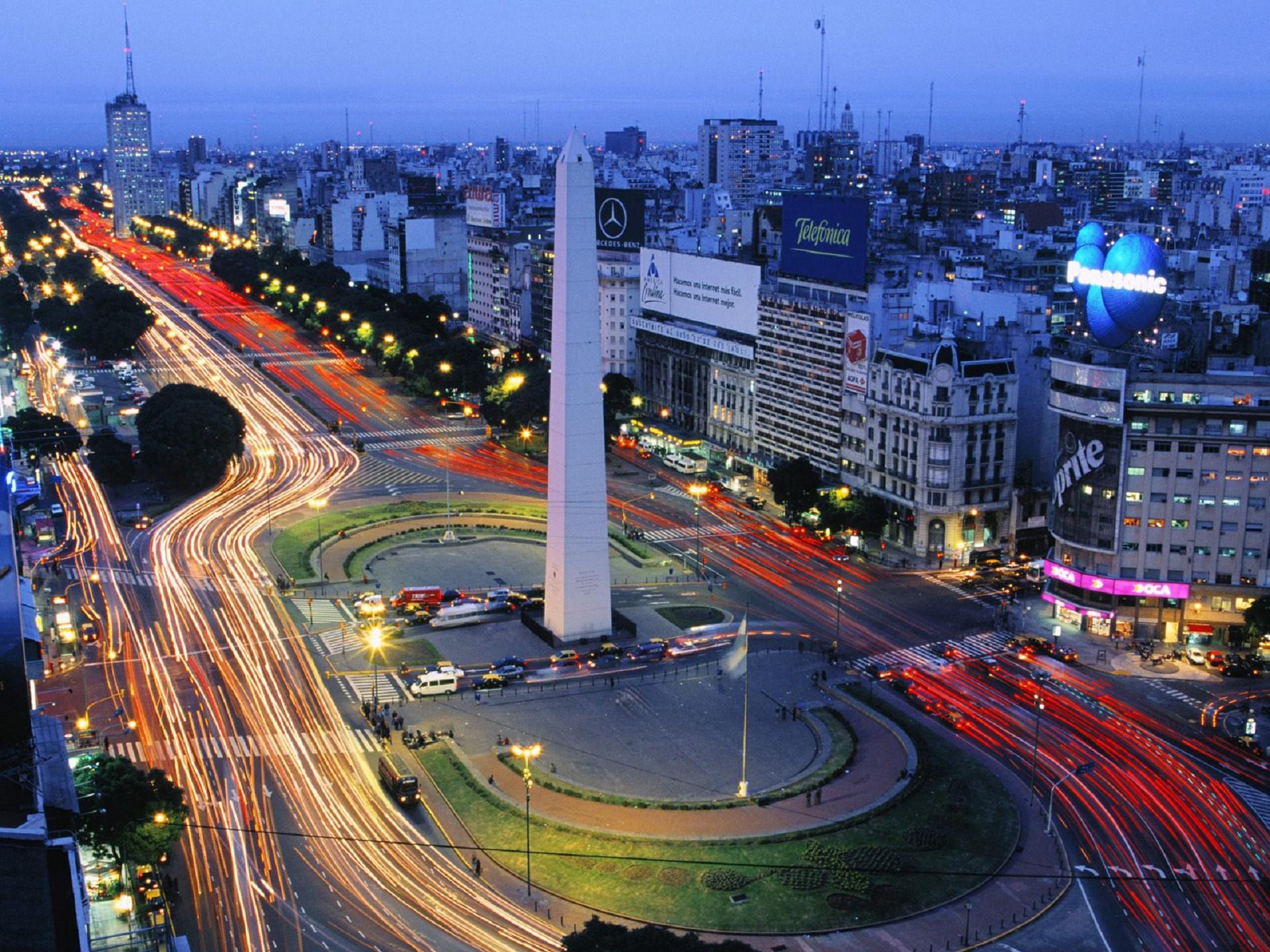 Buenos Aires Desktop Photos