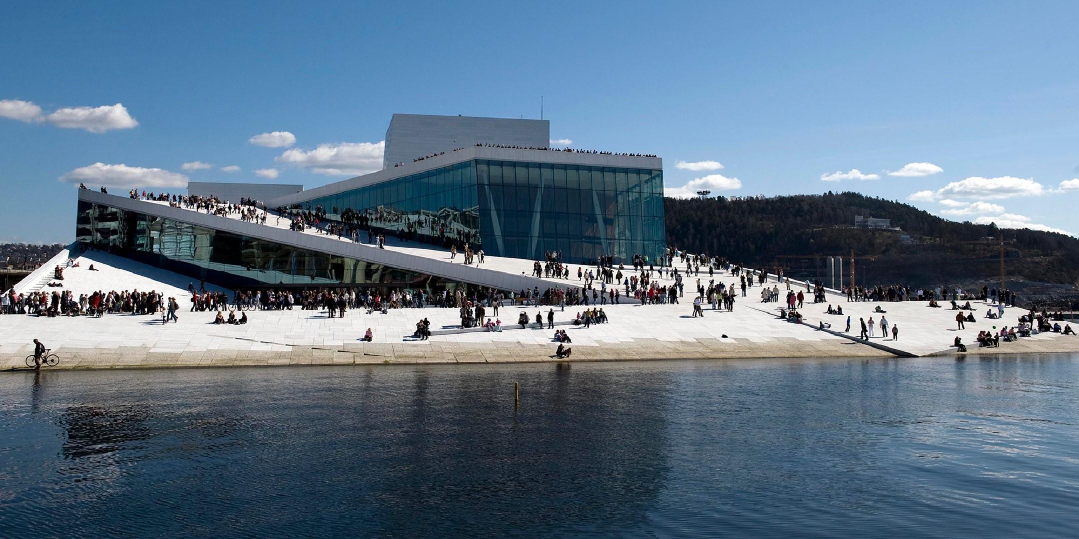 Oslo Windows Wallpapers