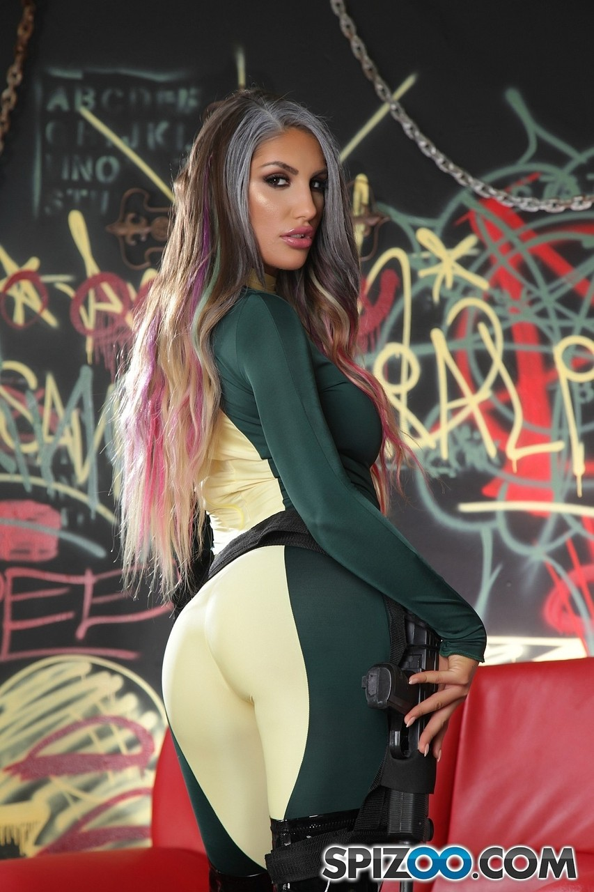 August Ames 101
