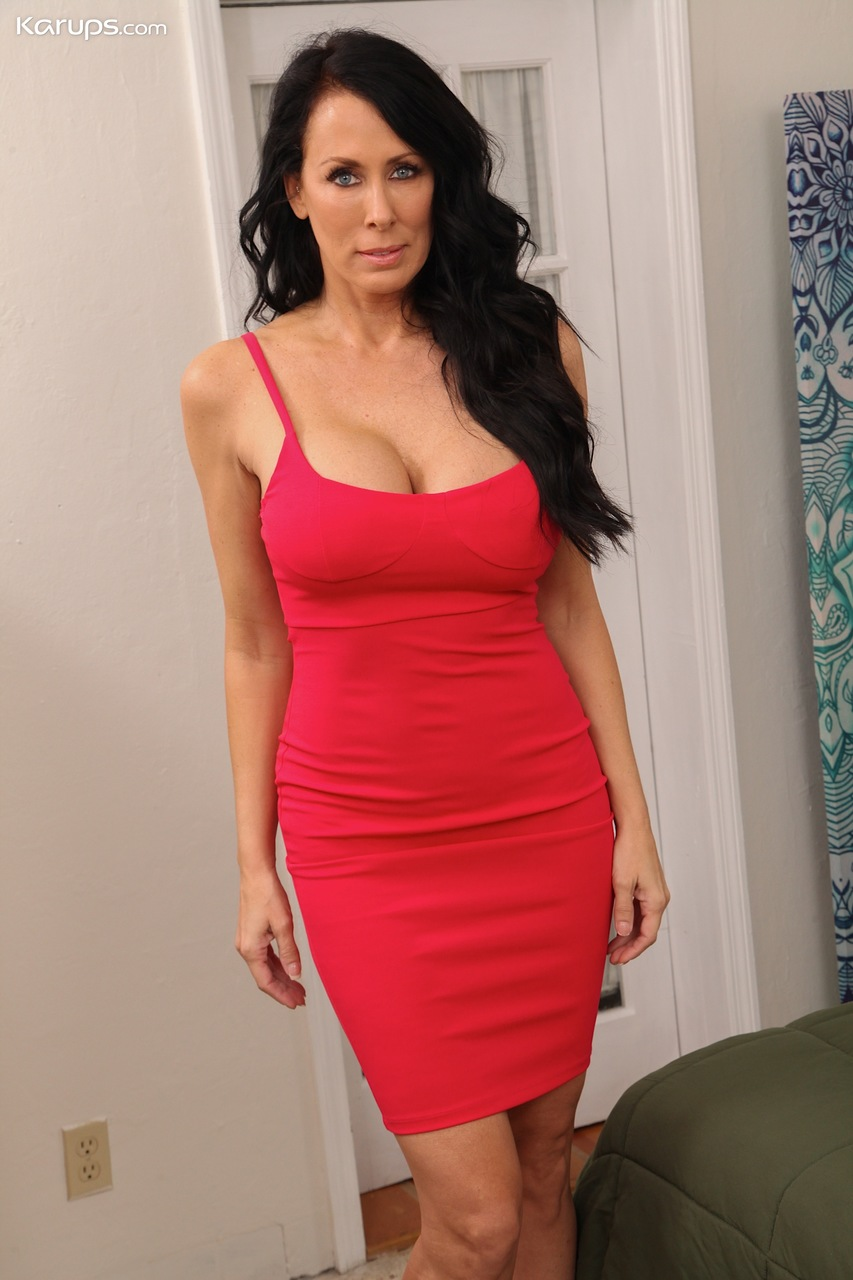 Reagan Foxx Red Dress