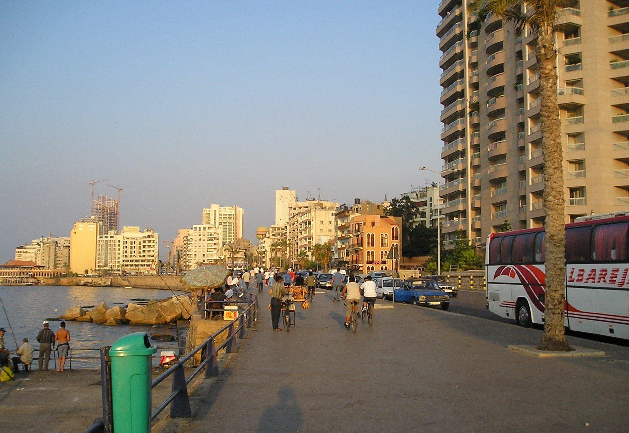 Beirut Background image