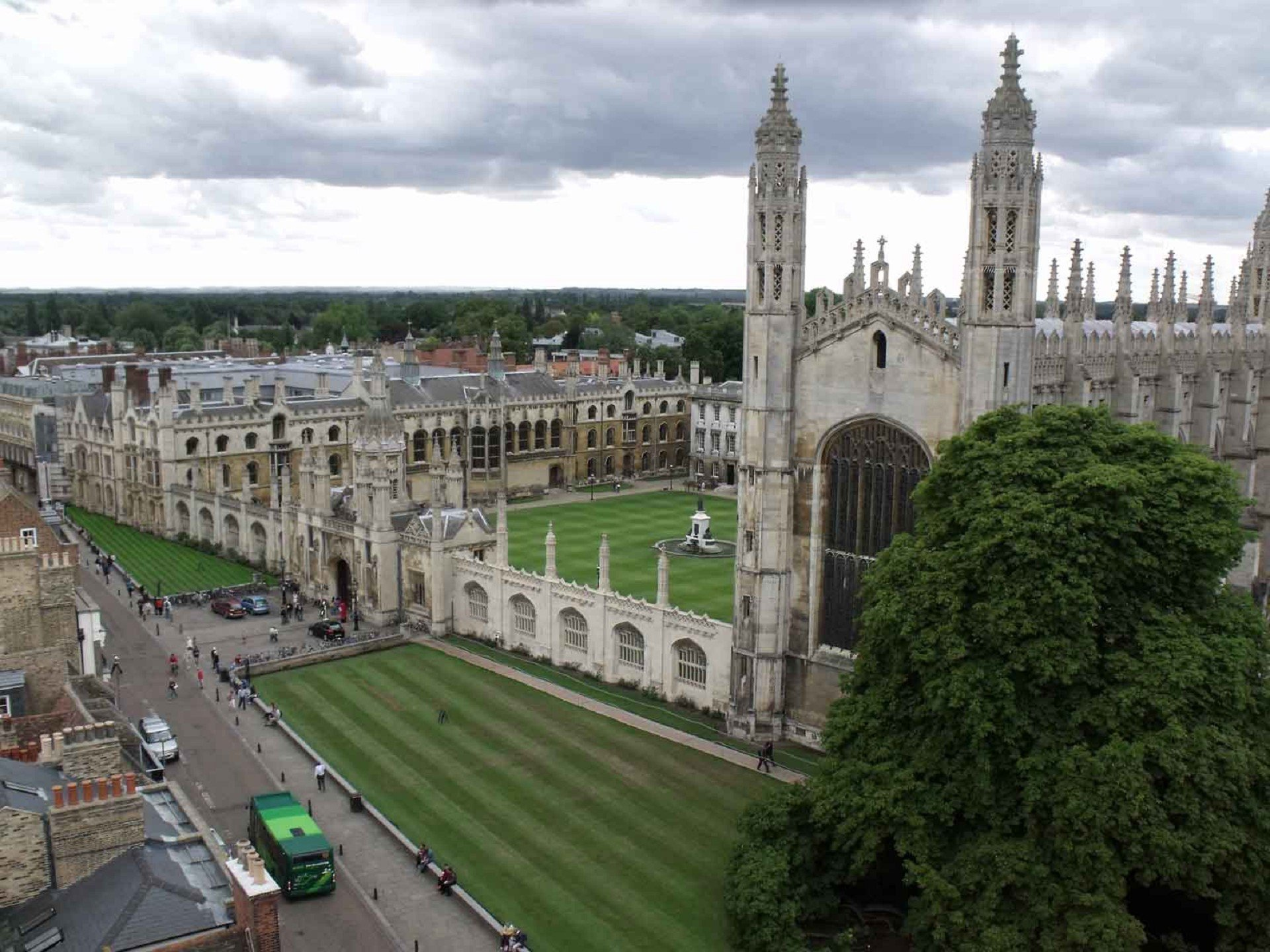 Cambridge Background image