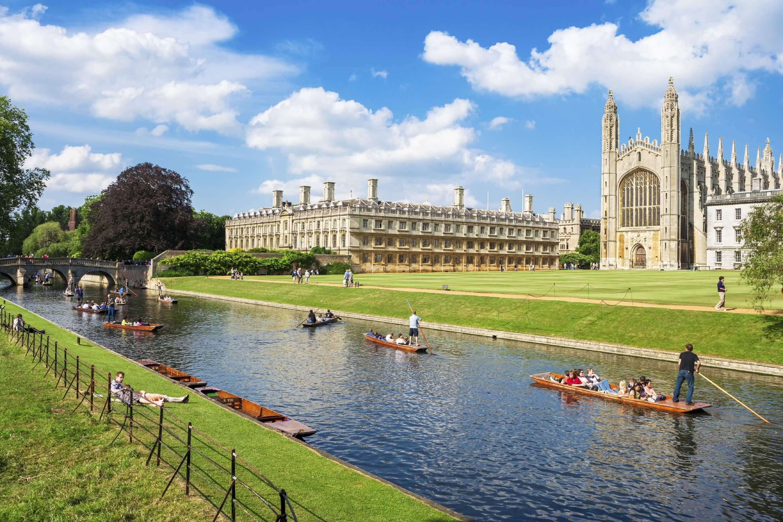 Cambridge Background