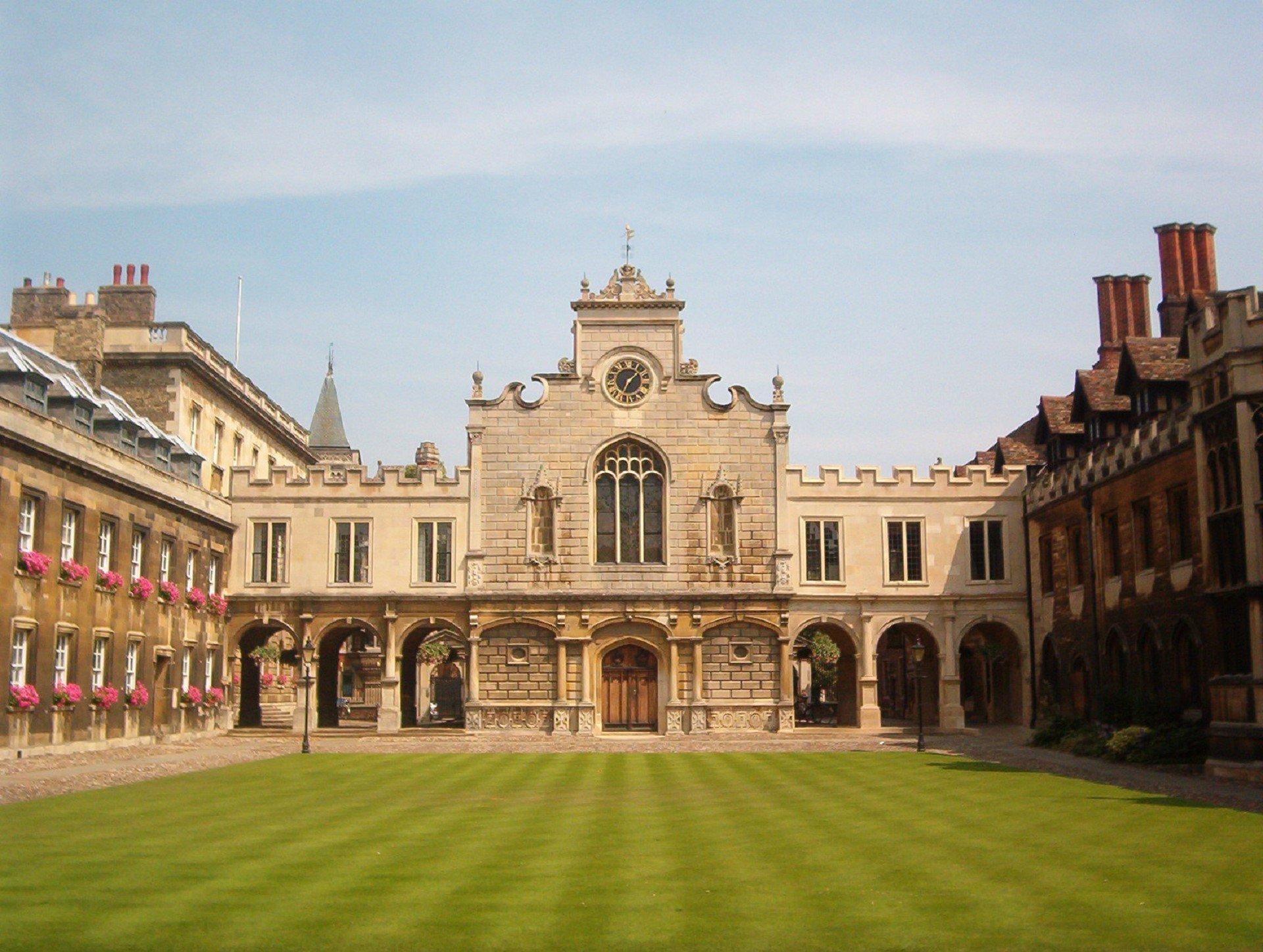 Cambridge Desktop Wallpapers
