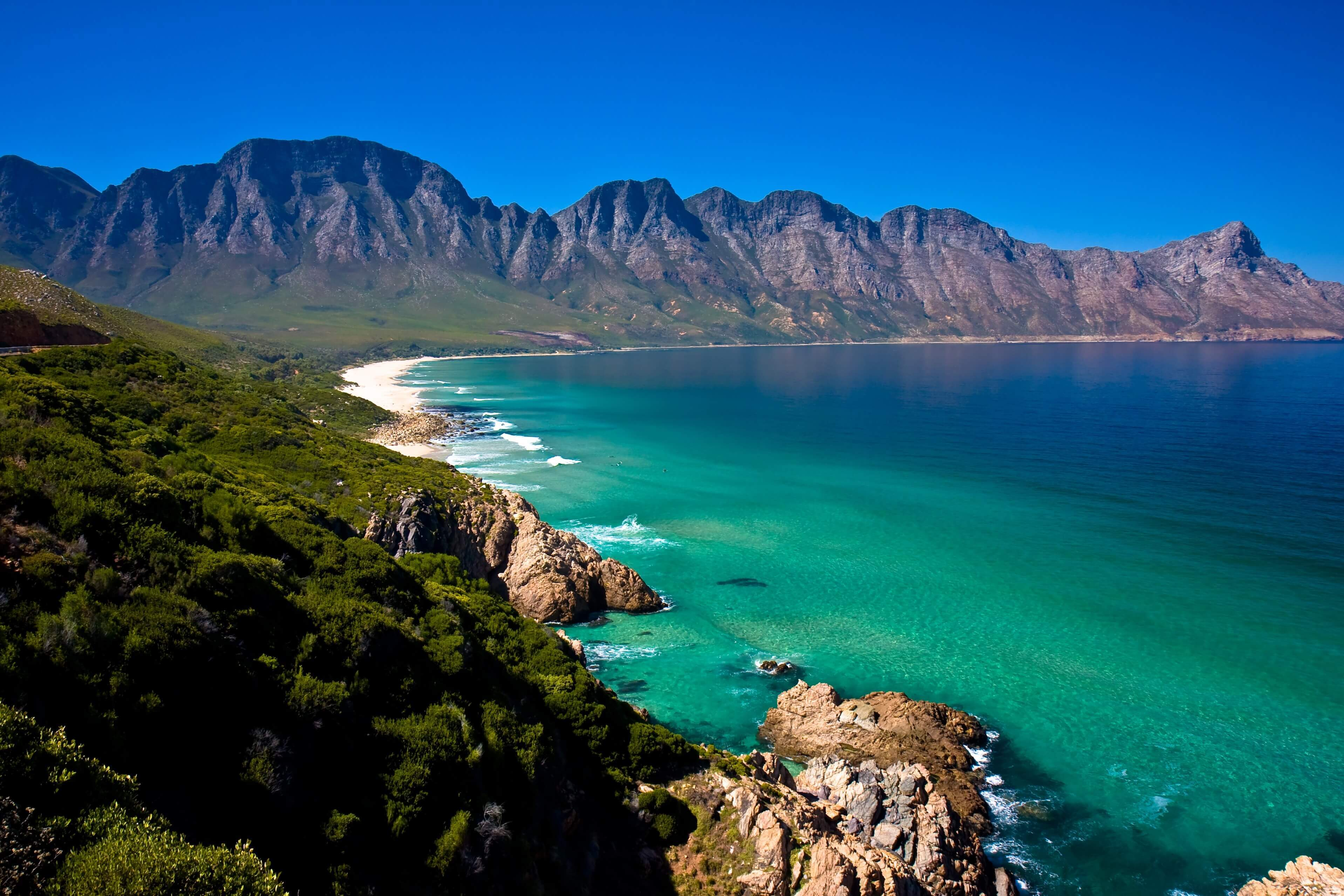 Cape Town Background image