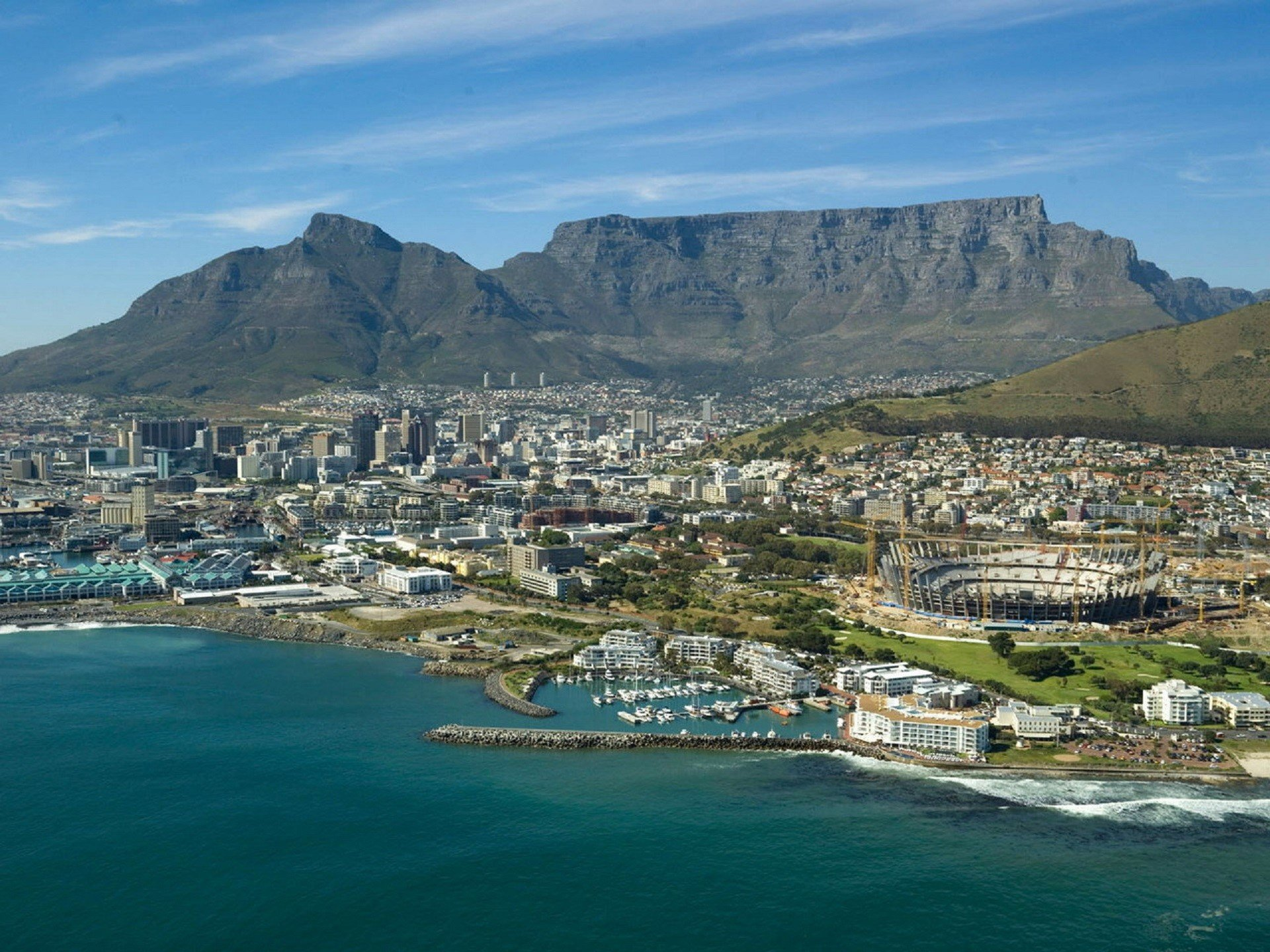 Cape Town Computer Wallpapers