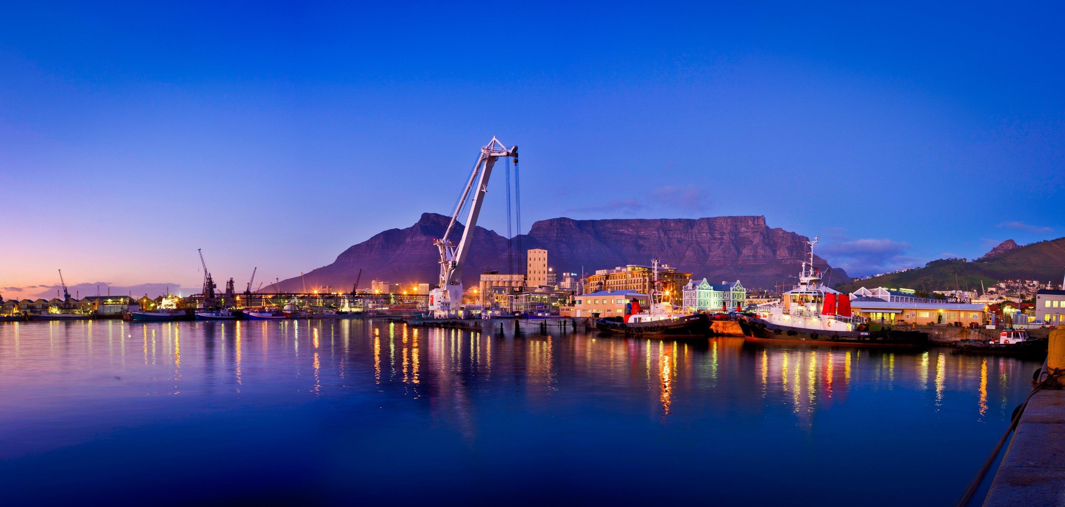Cape Town Widescreen