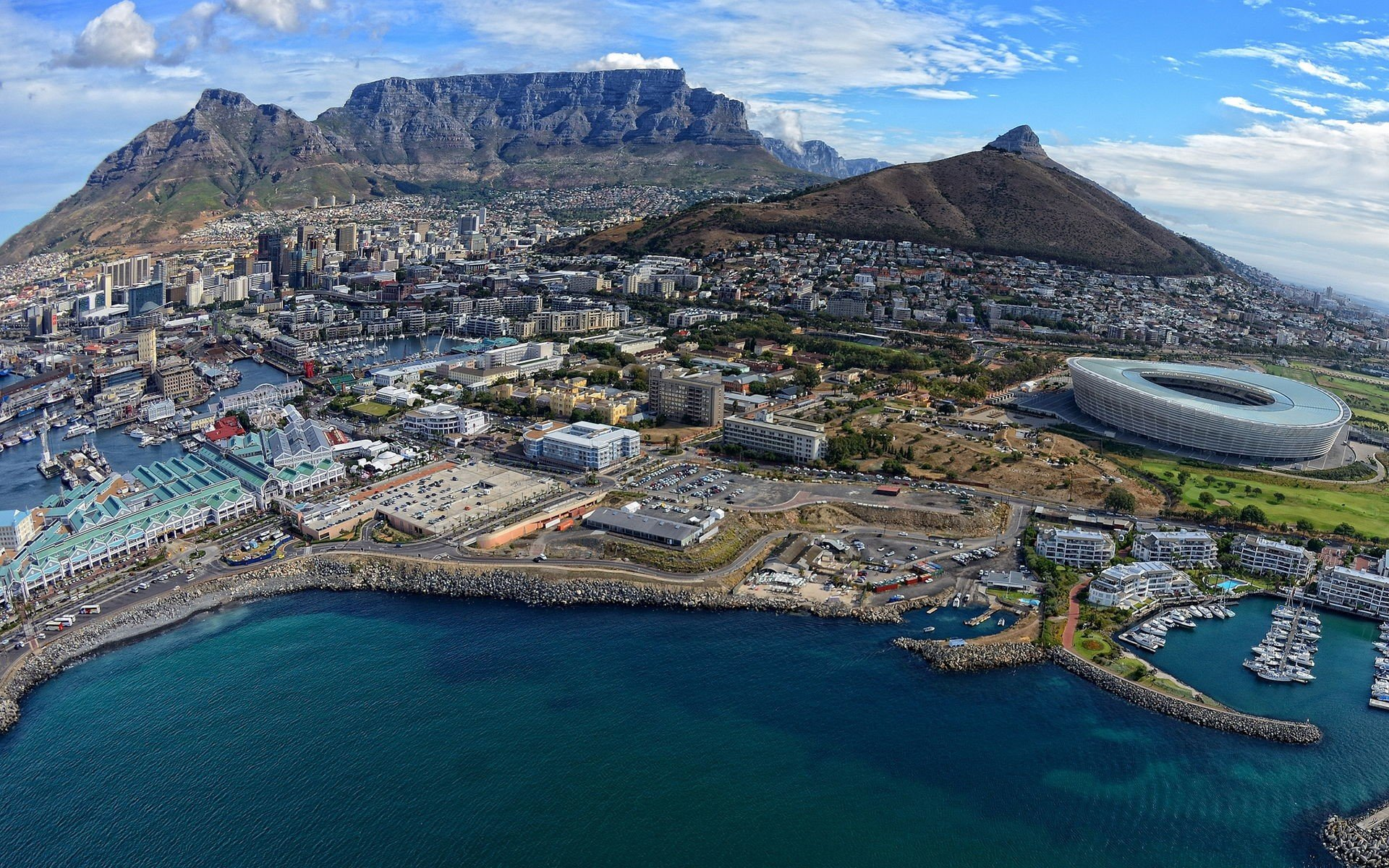Pictures of Cape Town