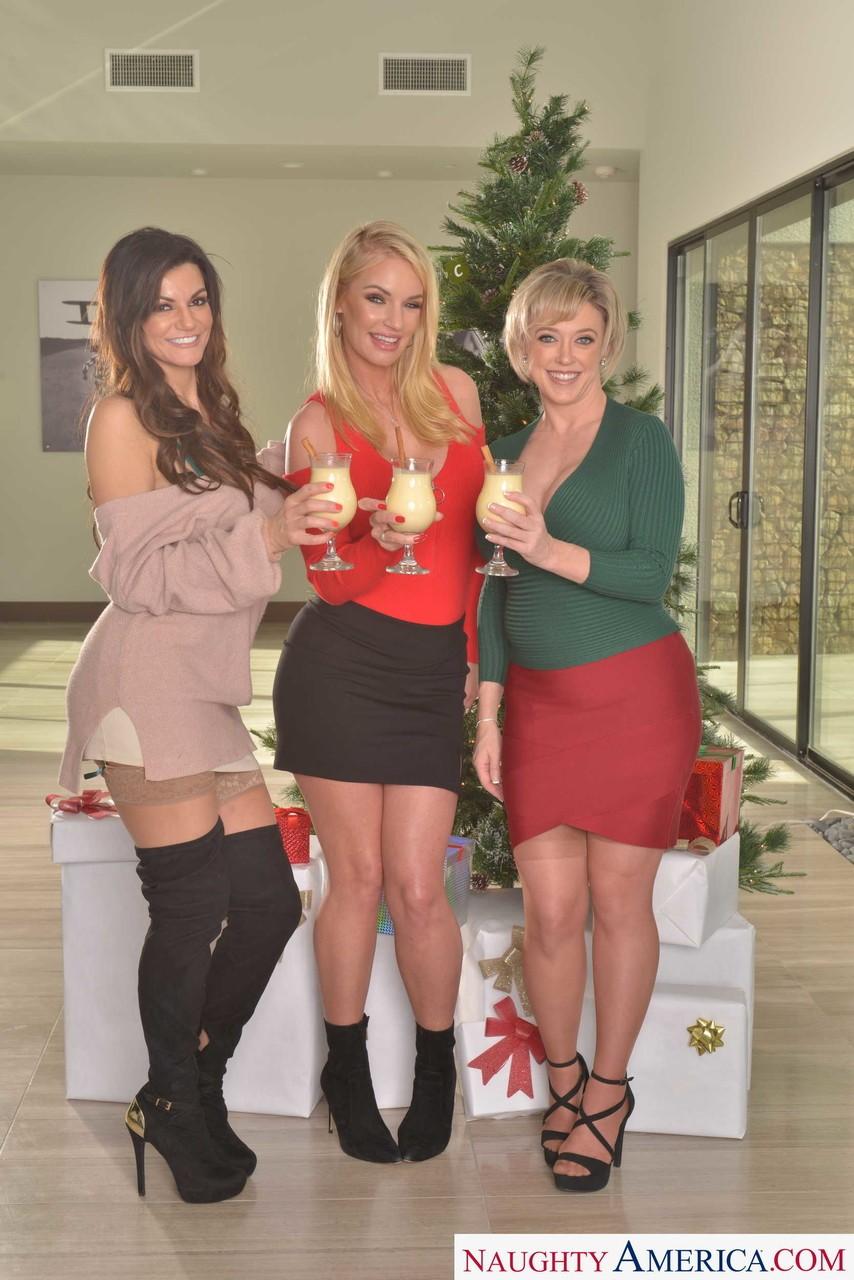 Becky Bandini, Dee Williams and Rachael Cavalli 2
