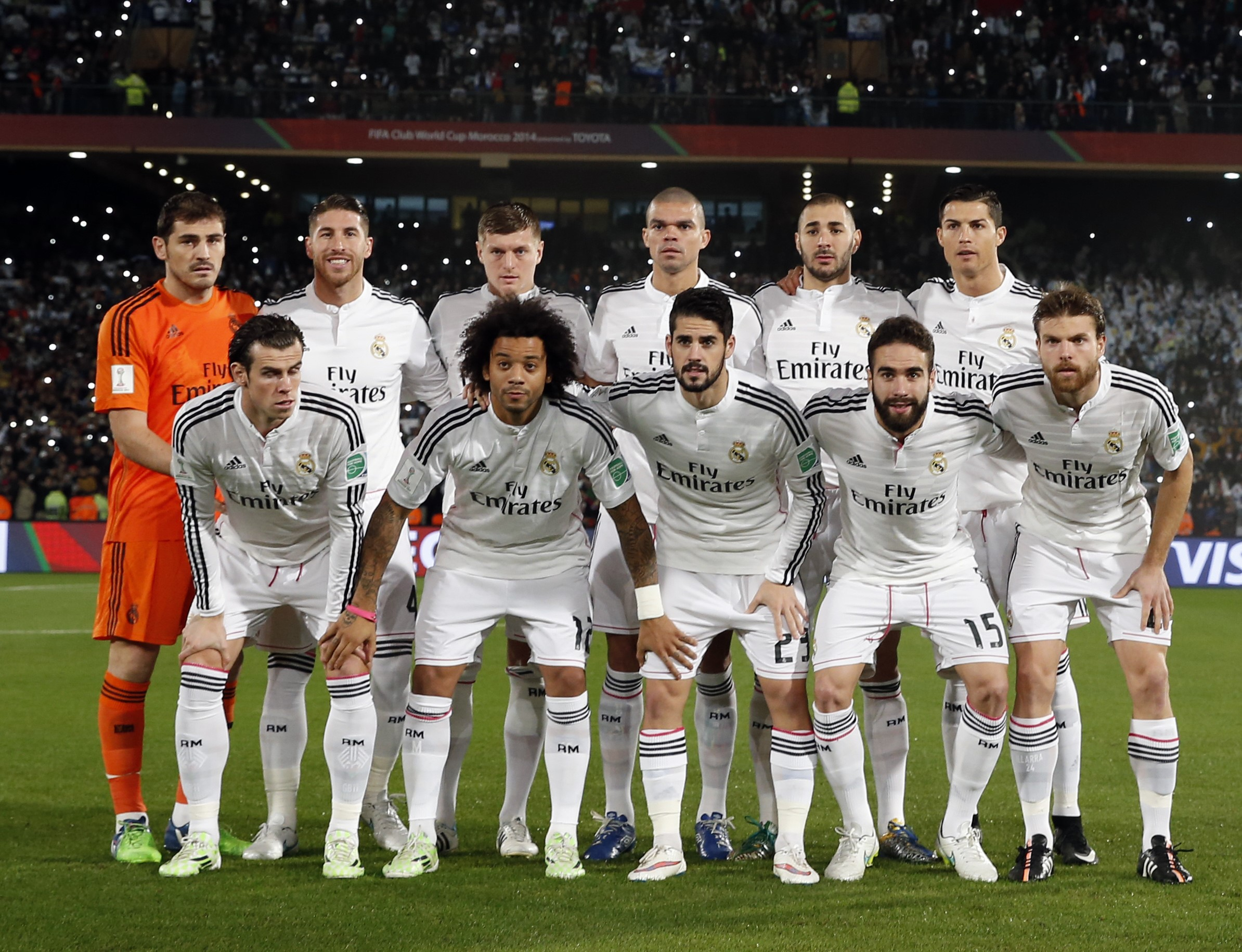 FC Real Madrid 11