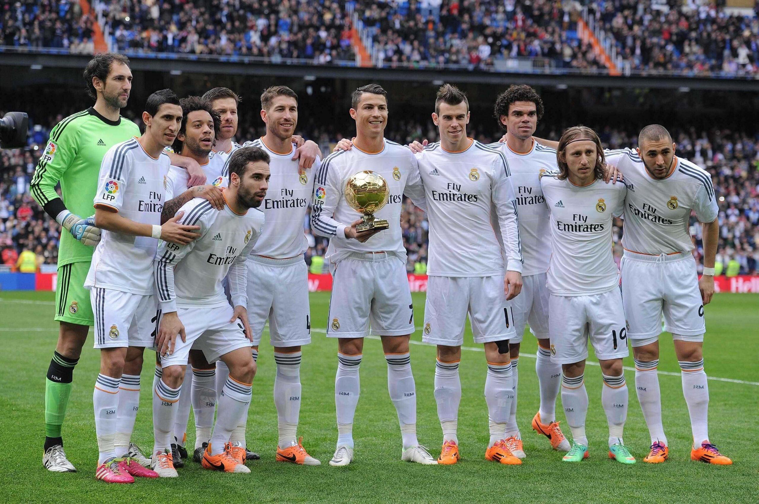 FC Real Madrid 2