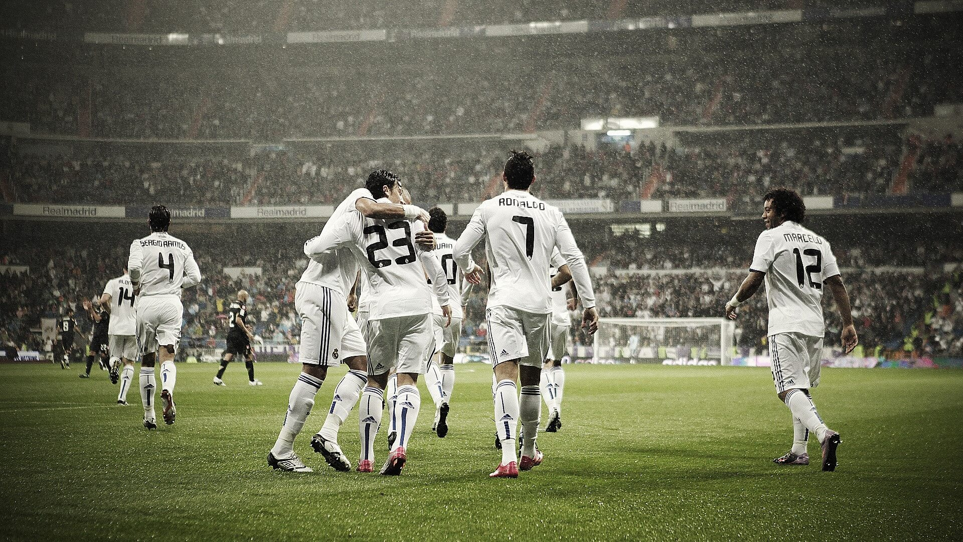 FC Real Madrid Wallpapers for Laptop