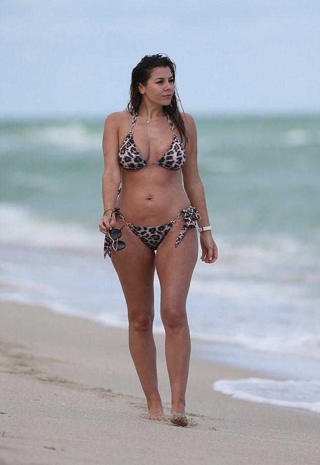 Imogen Thomas Bikini Photos