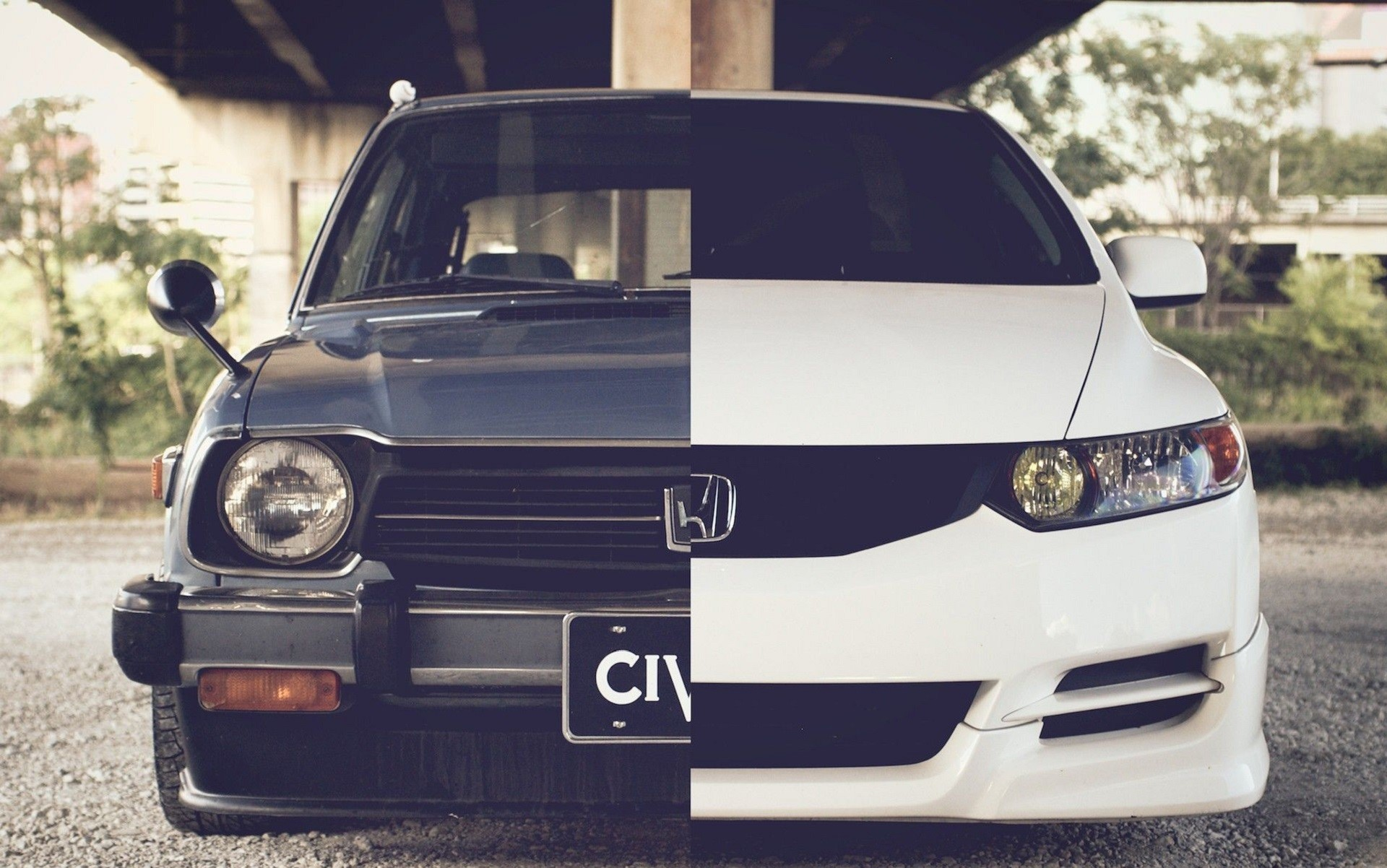 Honda Civic Desktop
