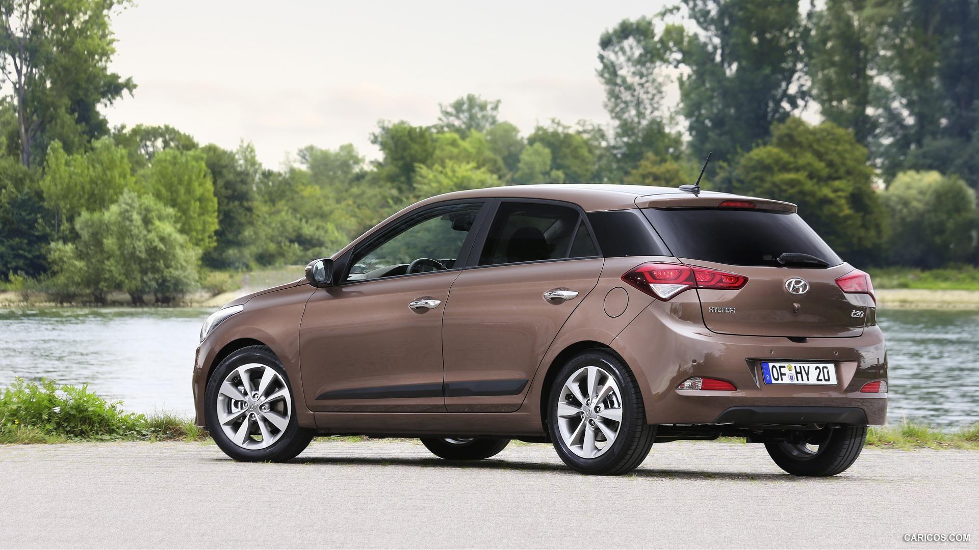Hyundai i20 Pics