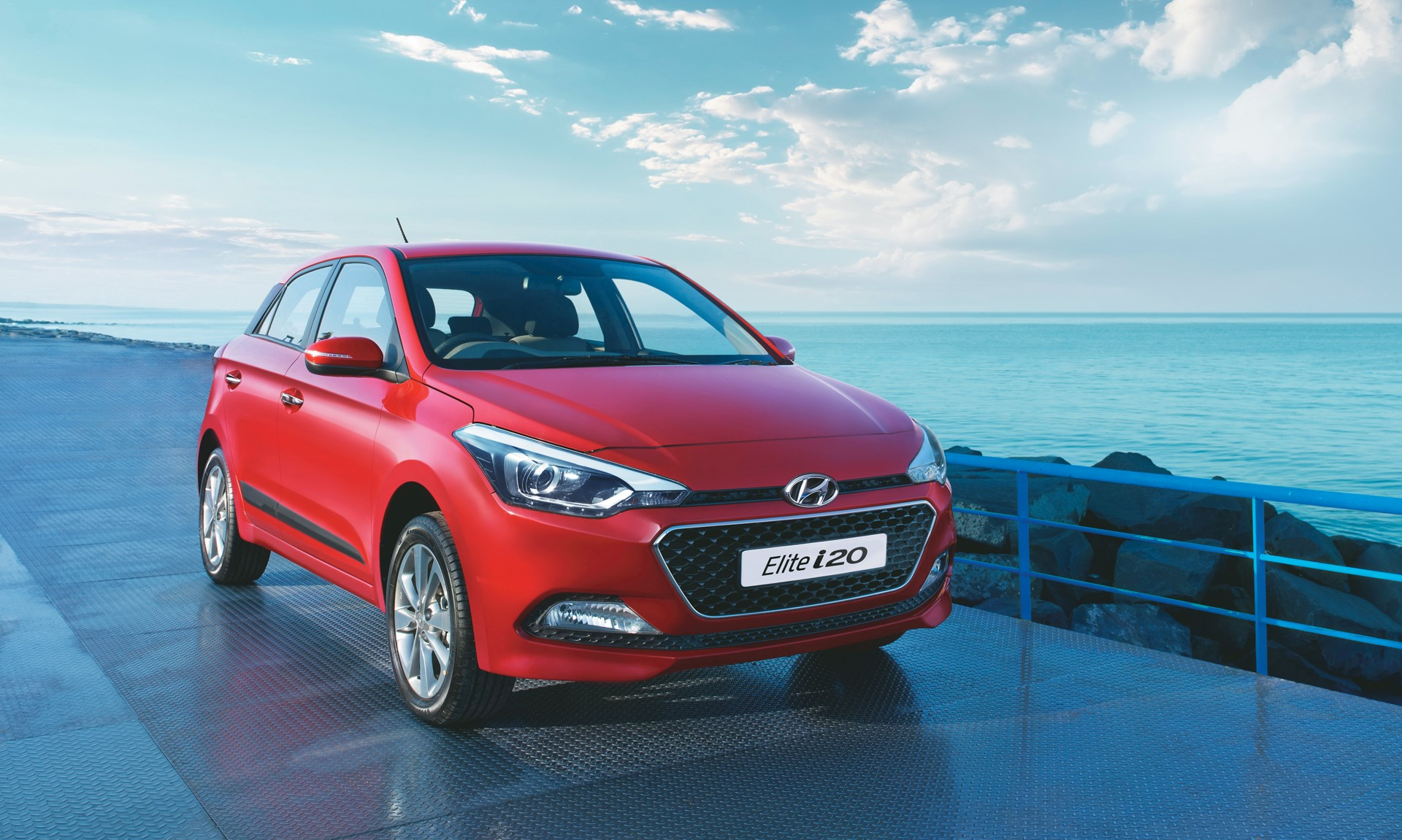 Hyundai i20 Wallpapers