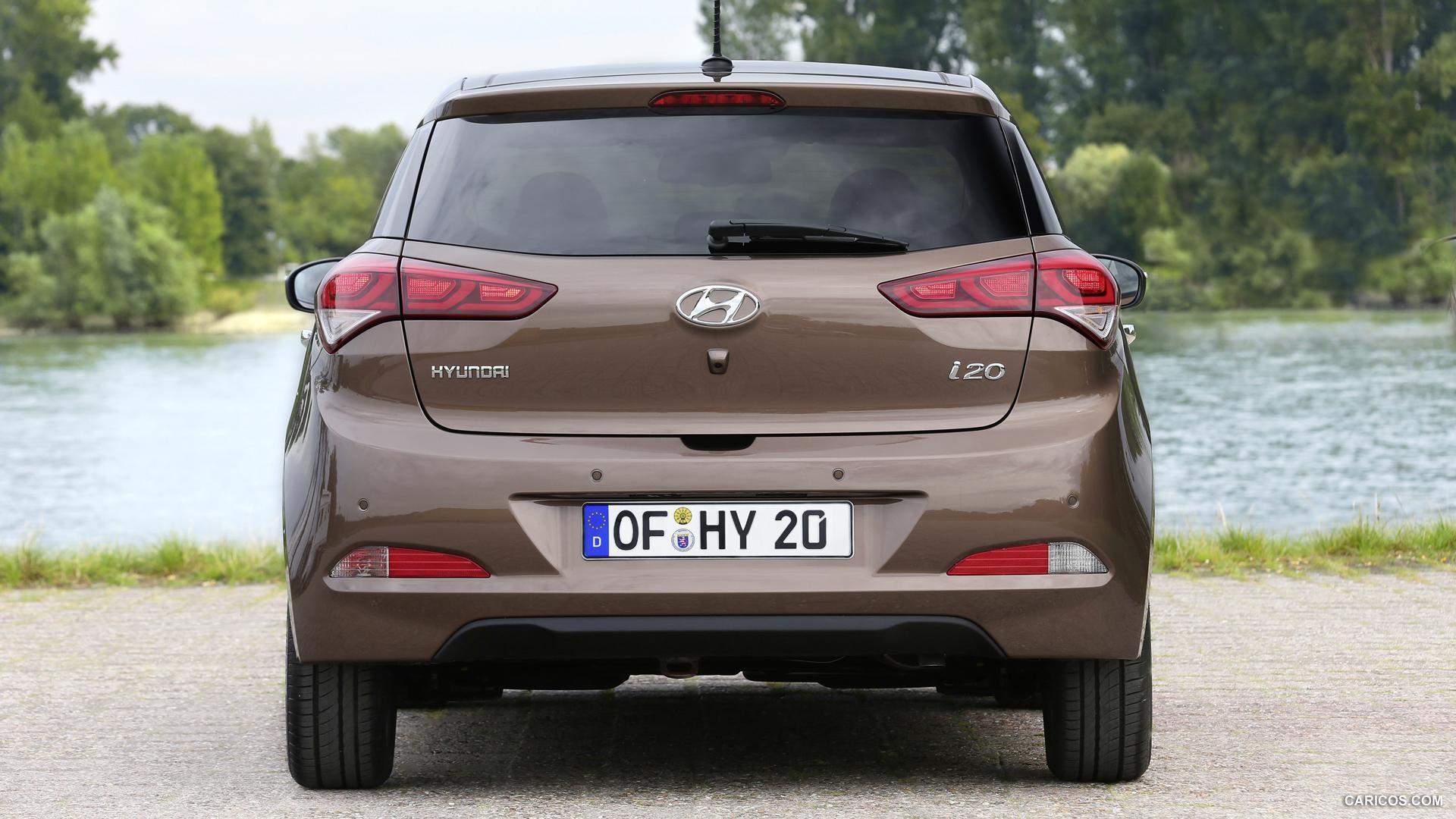 Hyundai i20 Windows Wallpapers