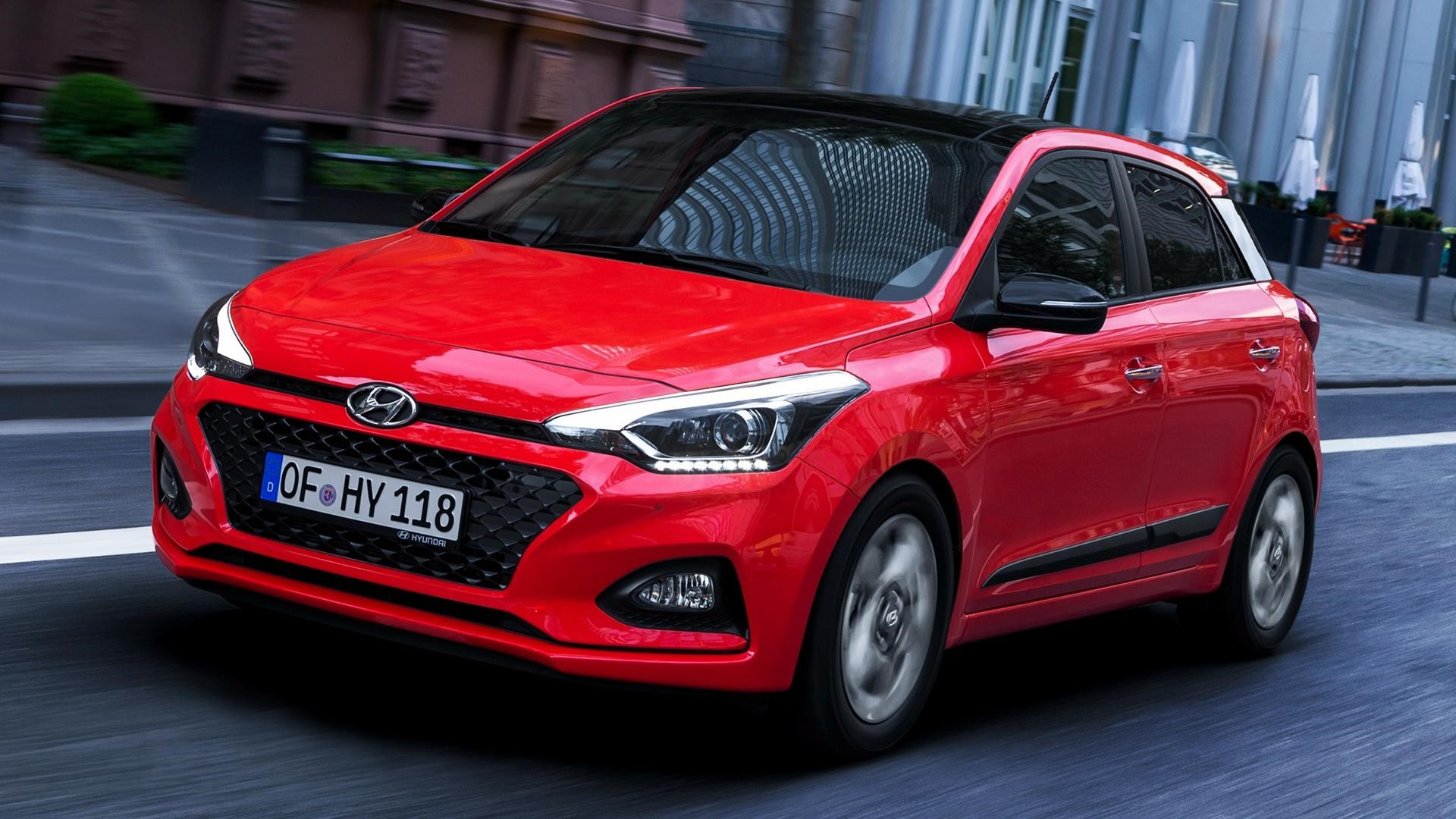 Pictures of Hyundai i20