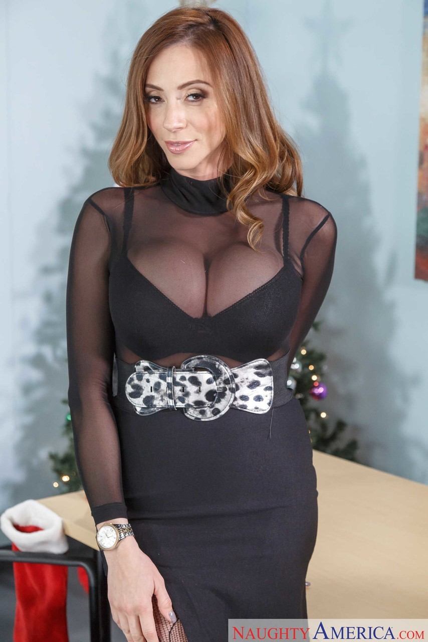 Ariella Ferrera Black Dress