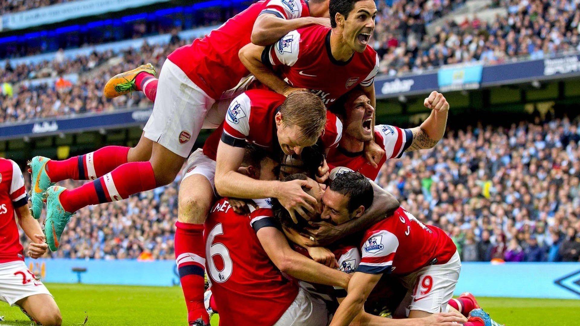 Arsenal Desktop Wallpapers
