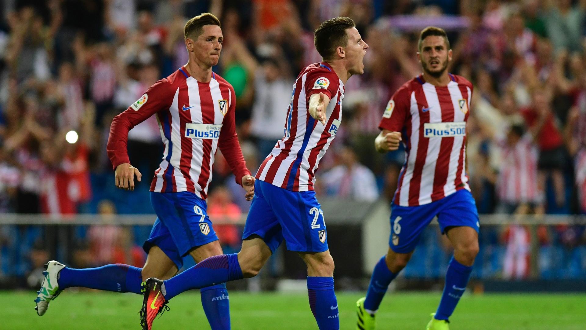 Atletico Madrid Background