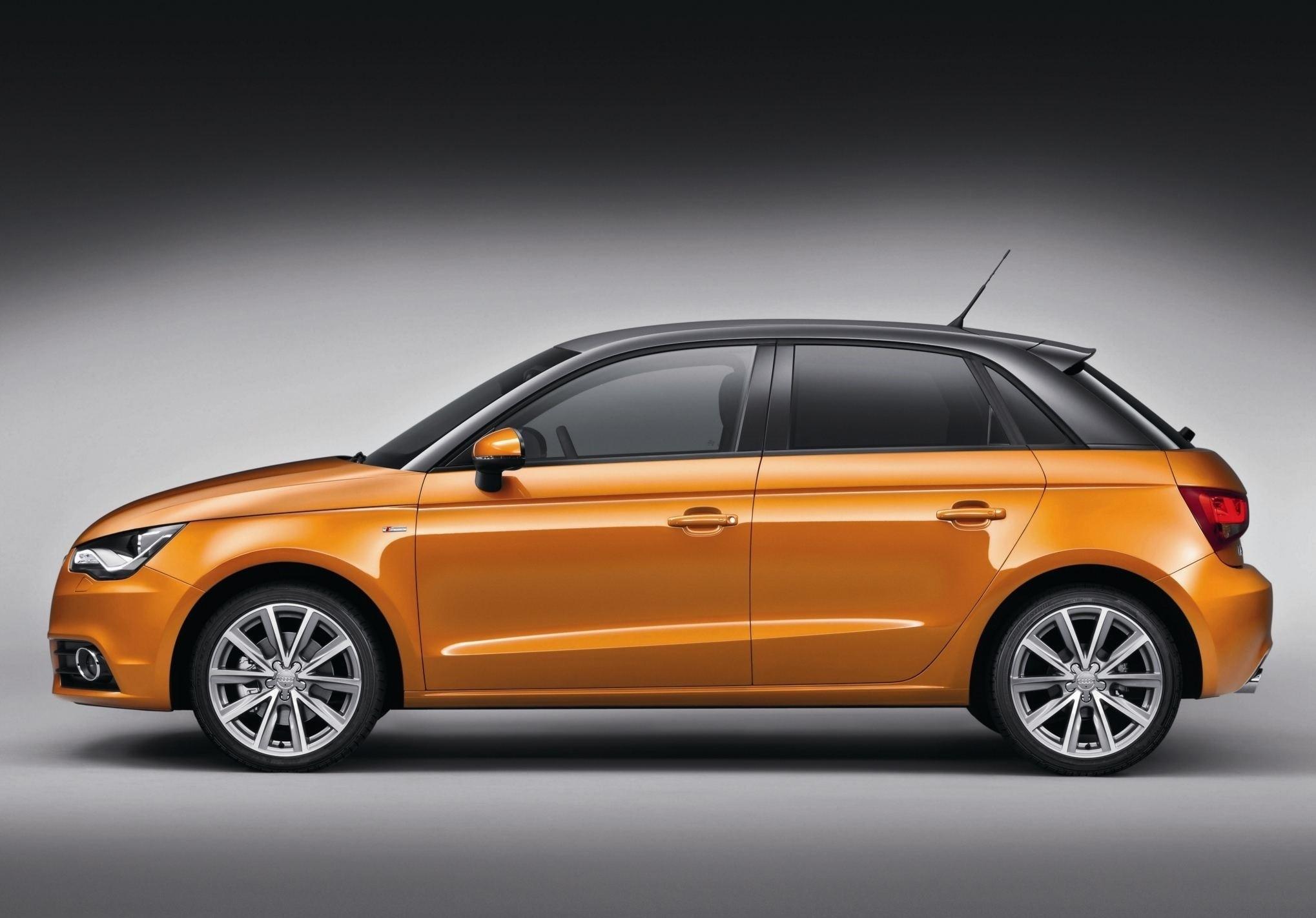 Audi A1 HQ